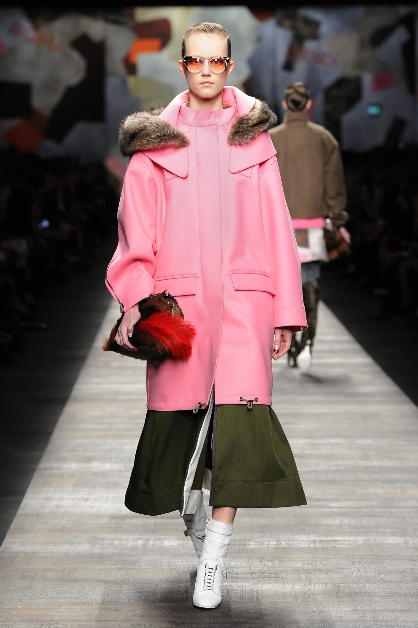 Winter 2014 Woman Trends Color