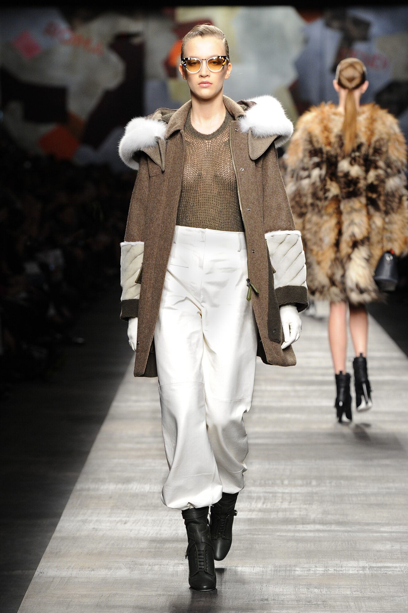 Winter Fashion Trends 2014 2015 Fendi