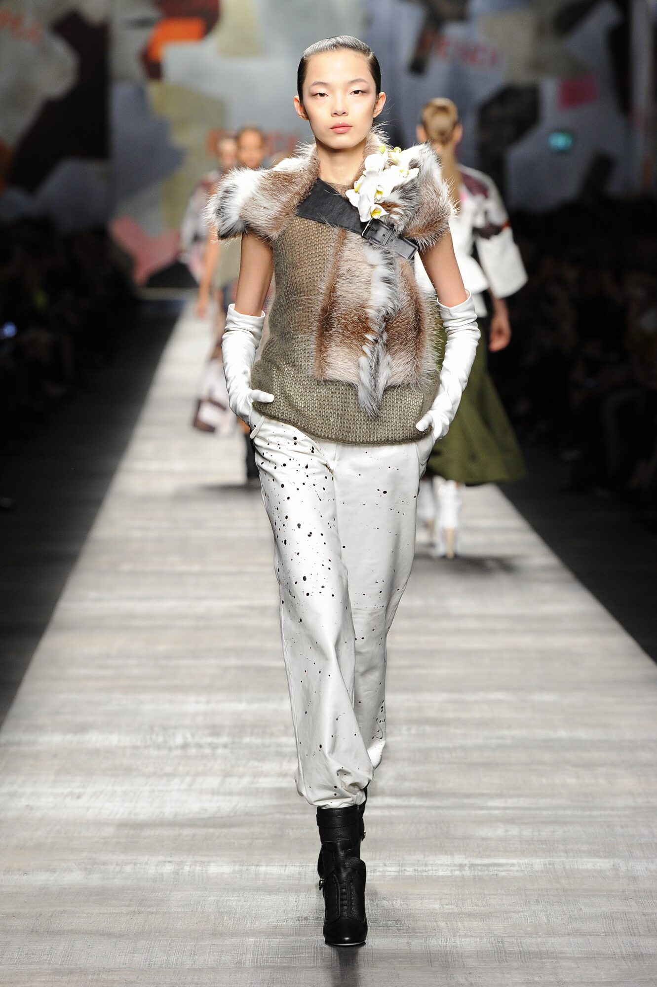 Woman Style Fendi