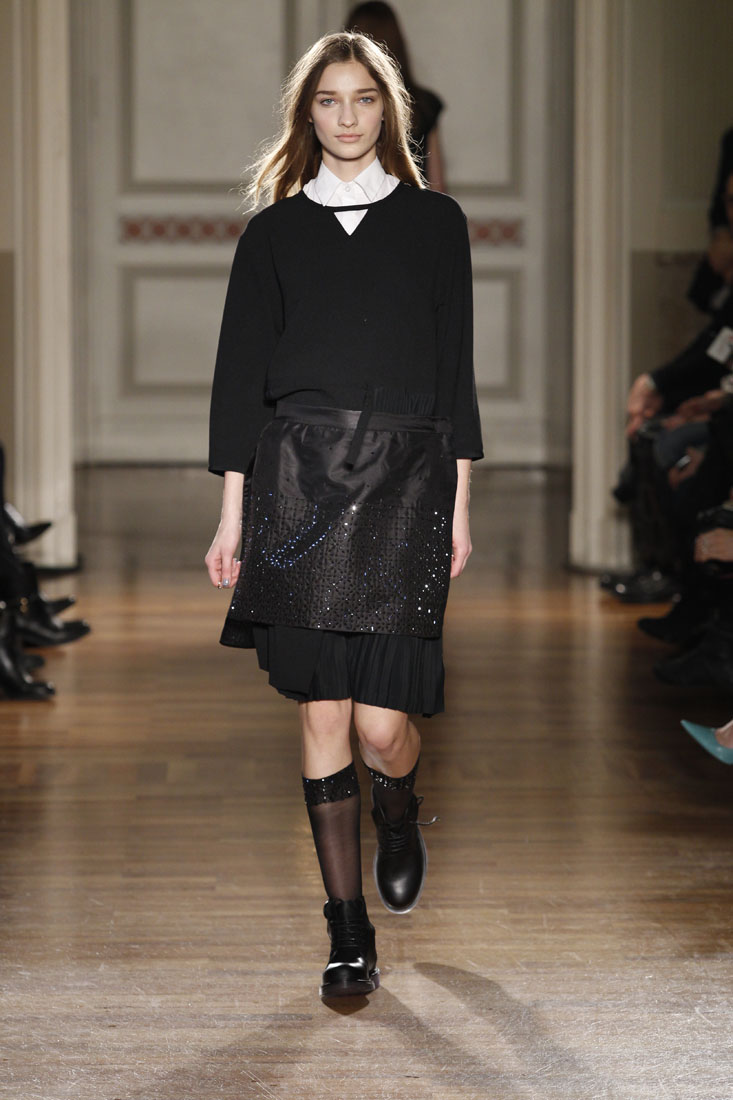 Frankie Morello Fashion Show FW 2014 2015