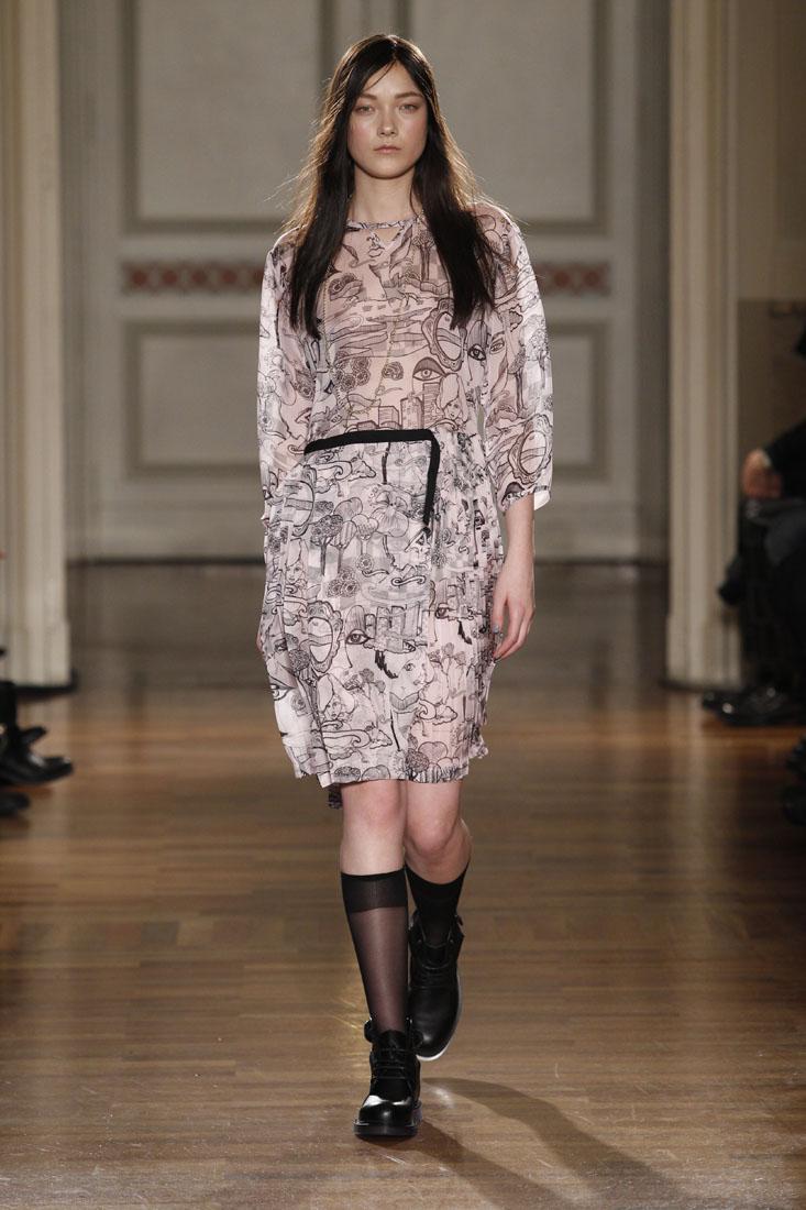 Winter 2014 Fashion Trends Frankie Morello