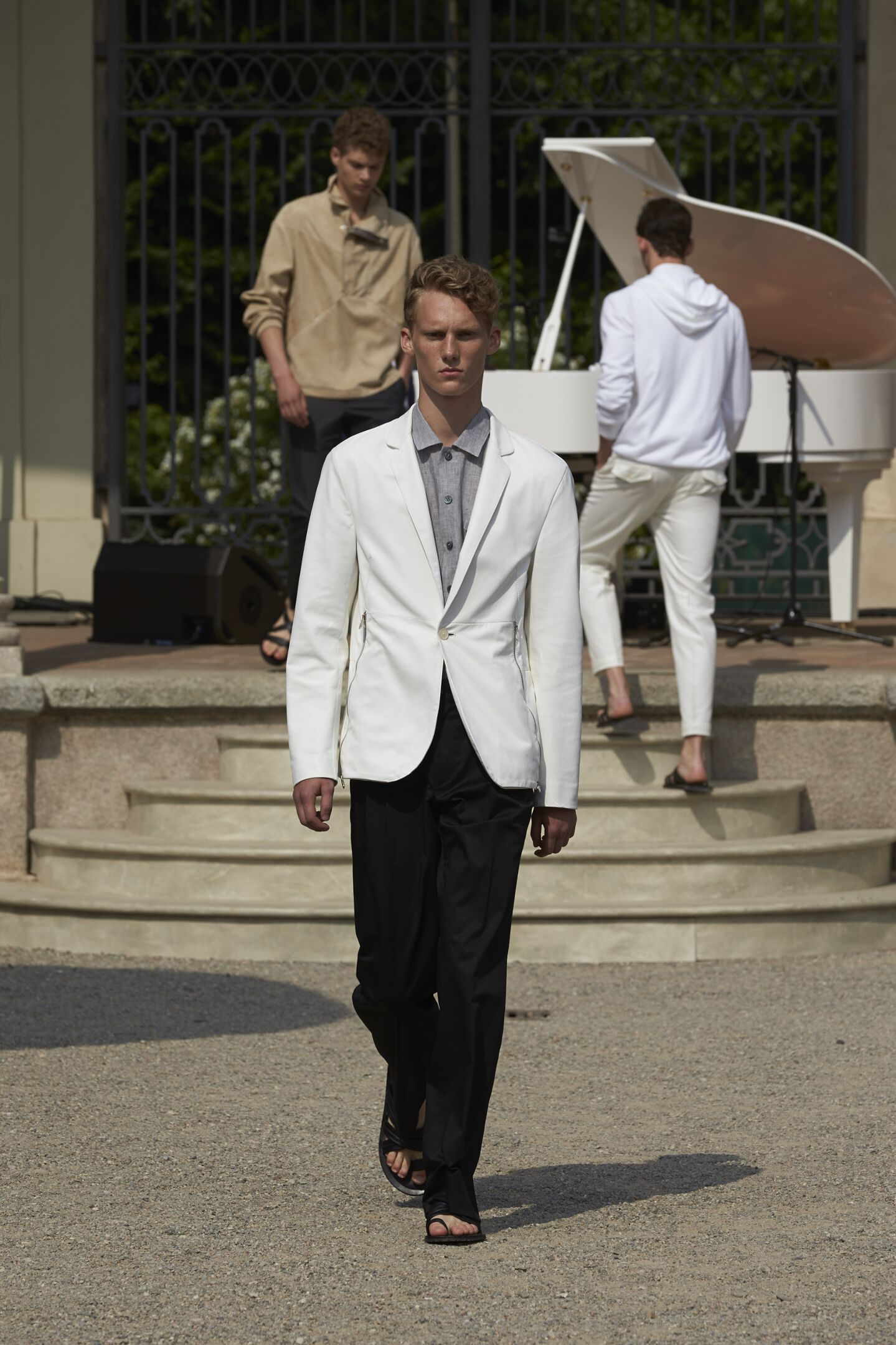 2015 Catwalk Corneliani Summer
