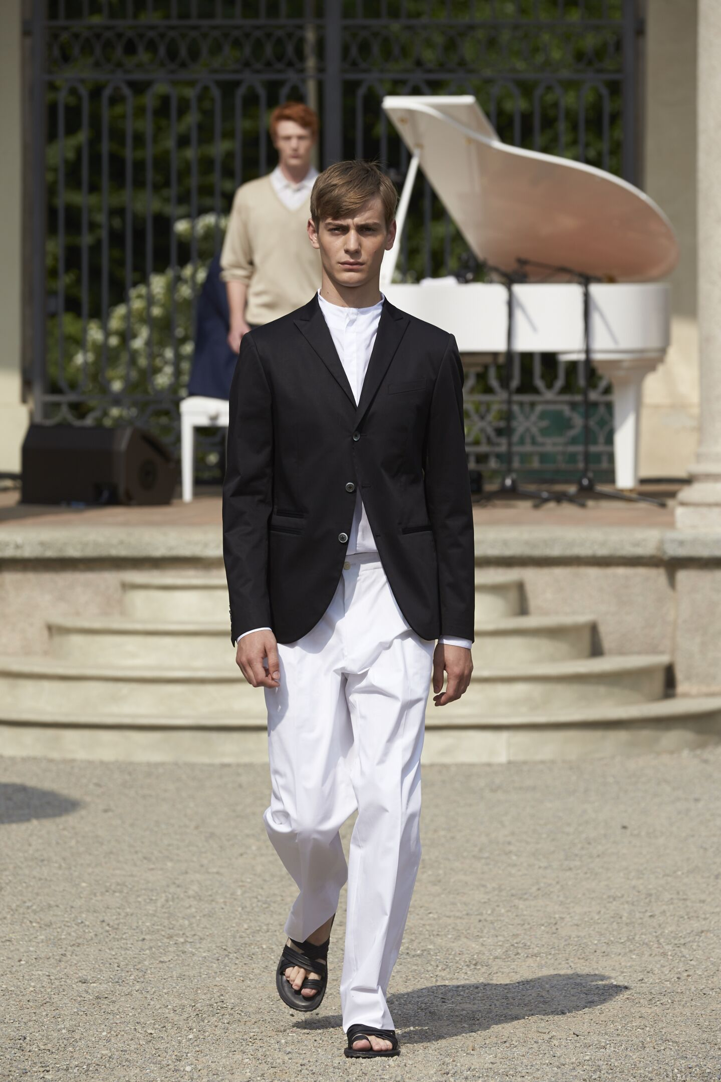 2015 Corneliani Summer Catwalk