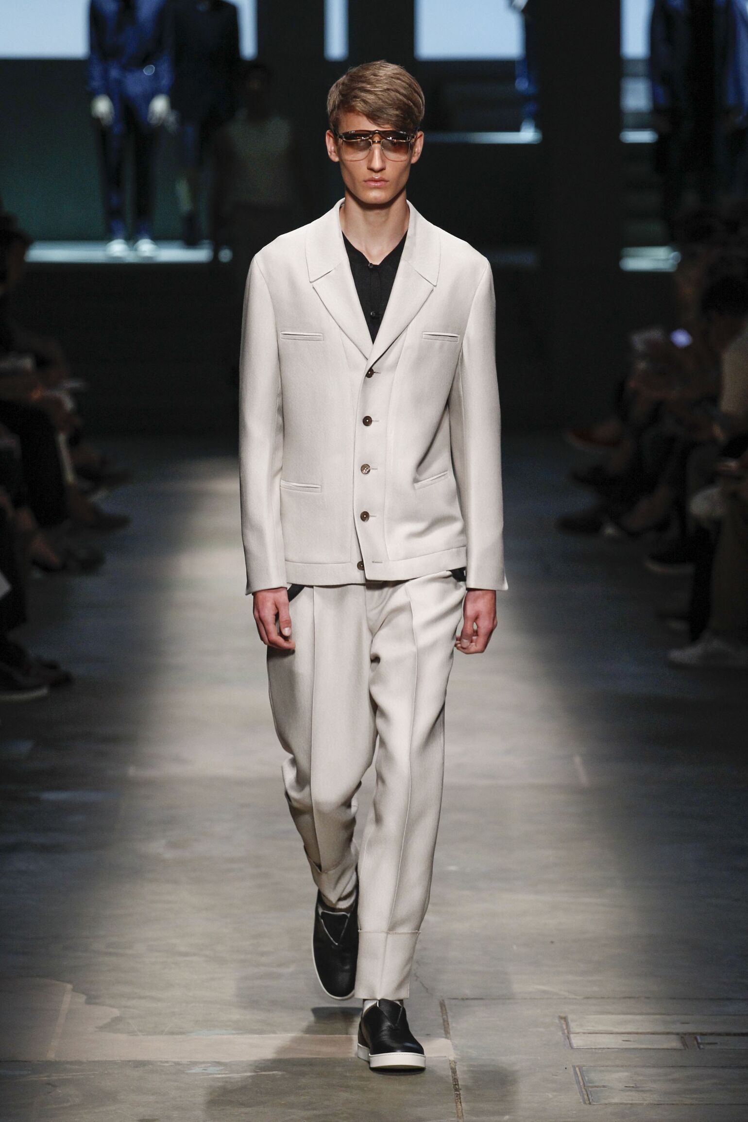 2015 Ermenegildo Zegna Couture