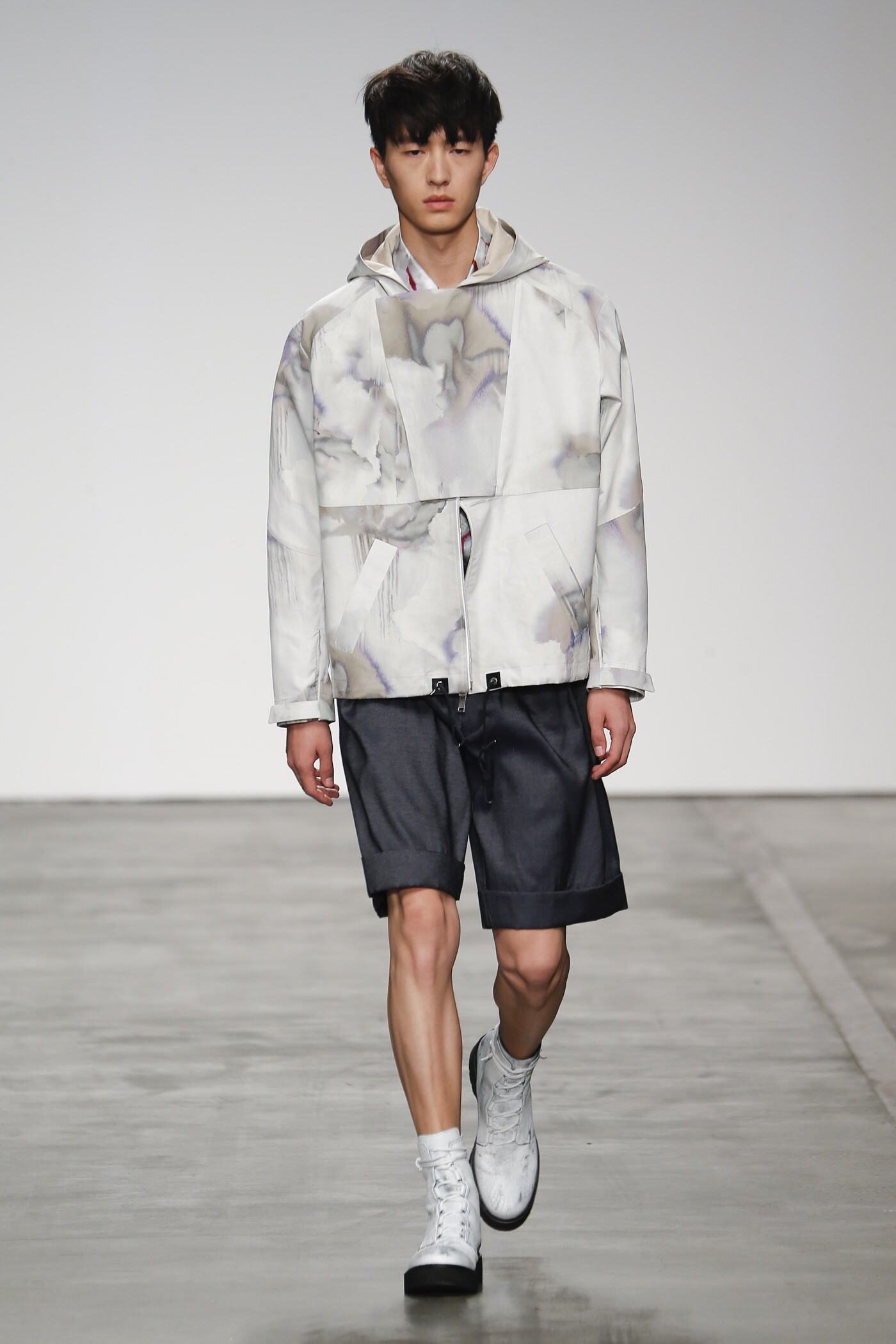 2015 Iceberg Spring Summer Menswear