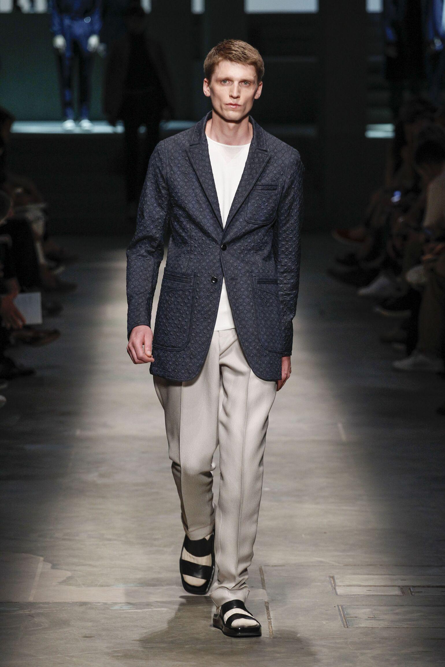 2015 Man Style Ermenegildo Zegna Couture
