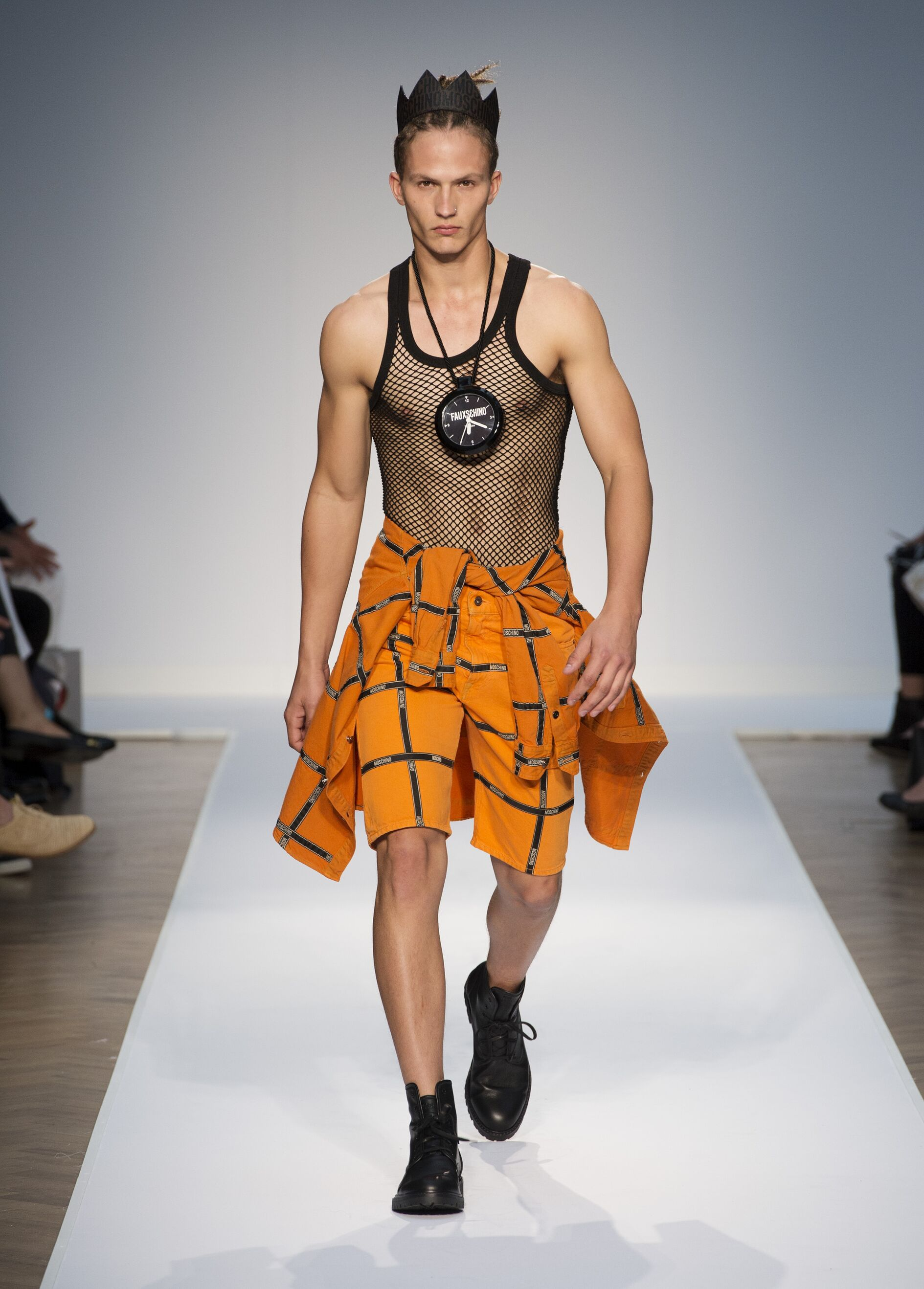 2015 Man Style Moschino
