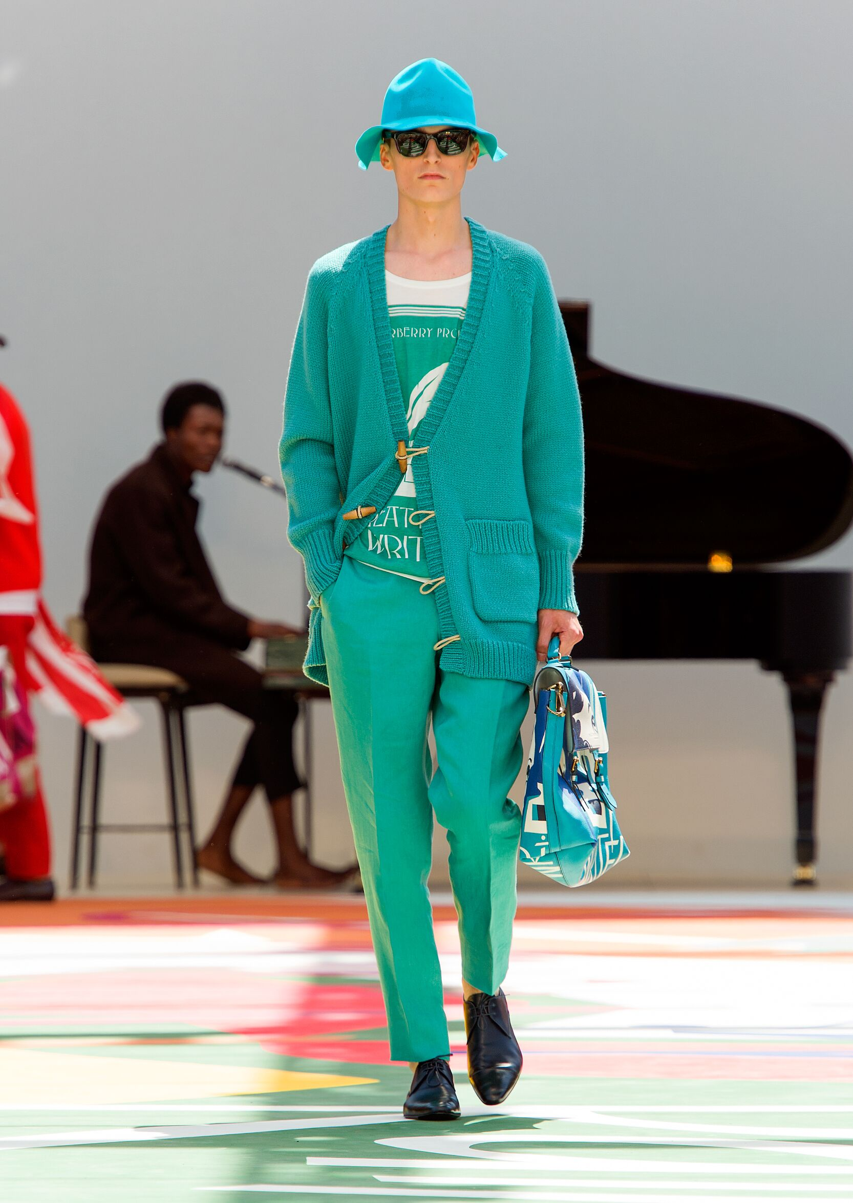 Burberry Prorsum London Fashion Week Menswear