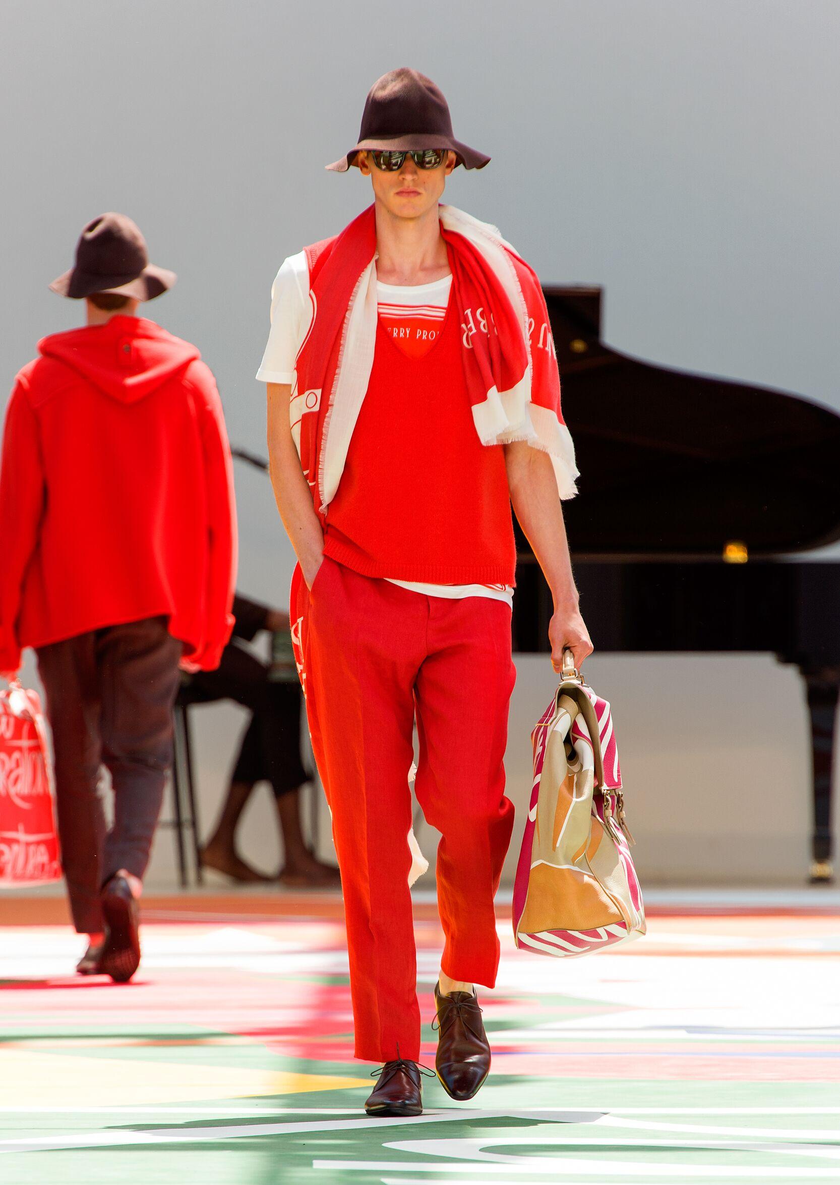 Burberry Prorsum London Fashion Week