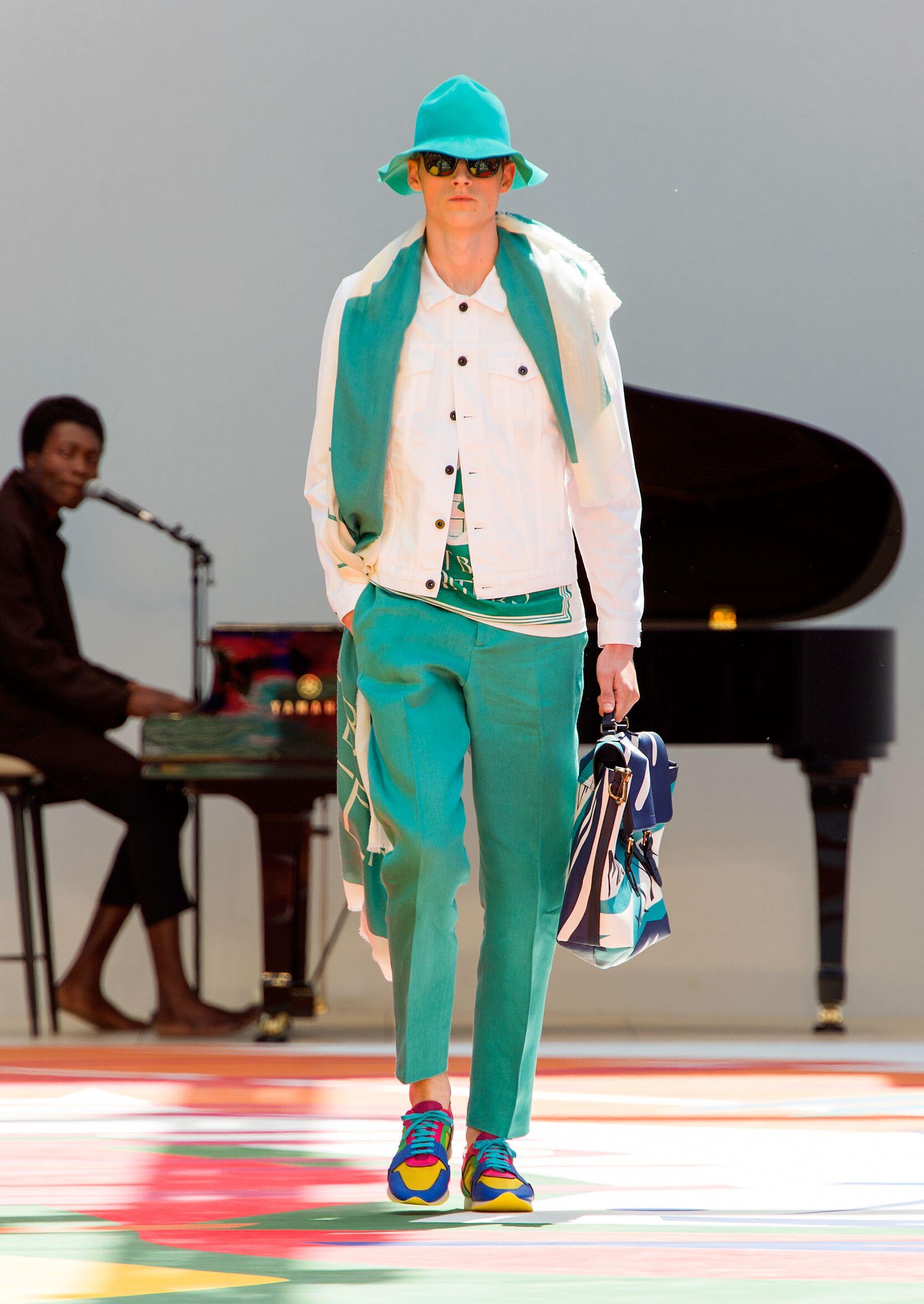 Burberry Prorsum Man Style