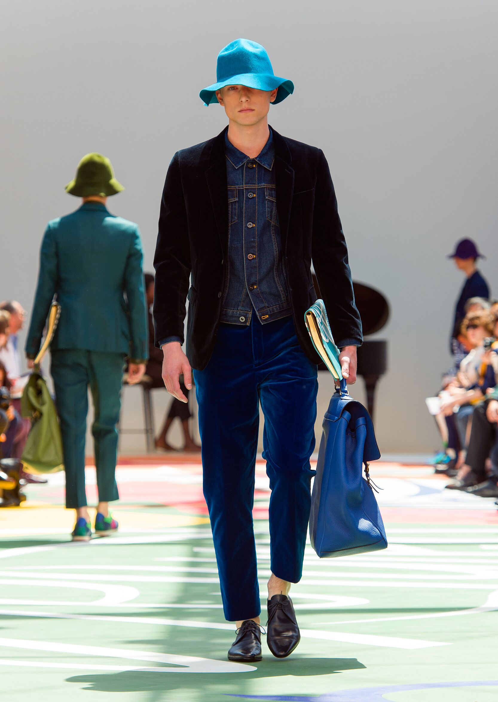 Burberry Prorsum Spring Summer 2015 Mens Collection London Fashion Week