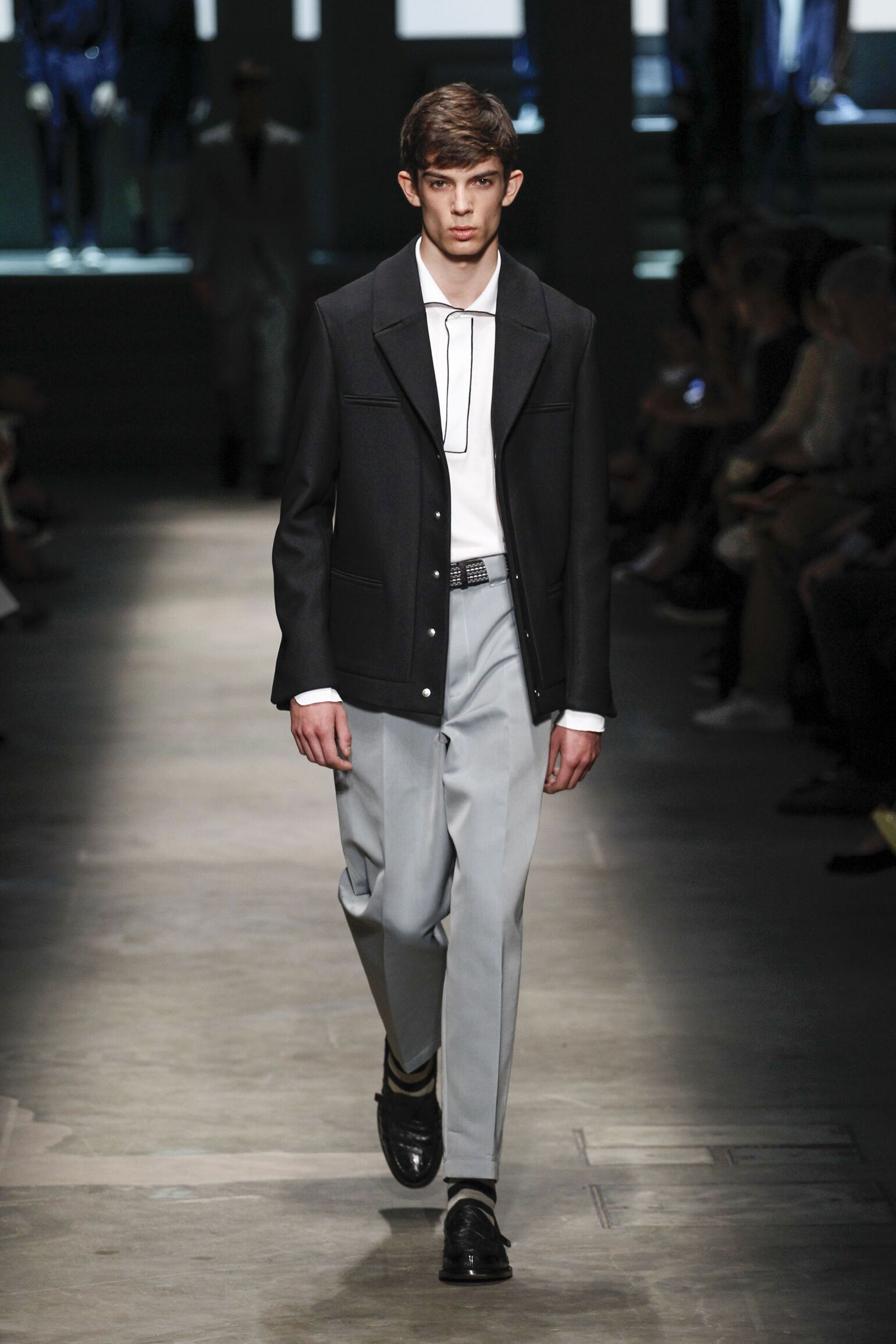 Catwalk Ermenegildo Zegna Couture Man Fashion Show Summer 2015