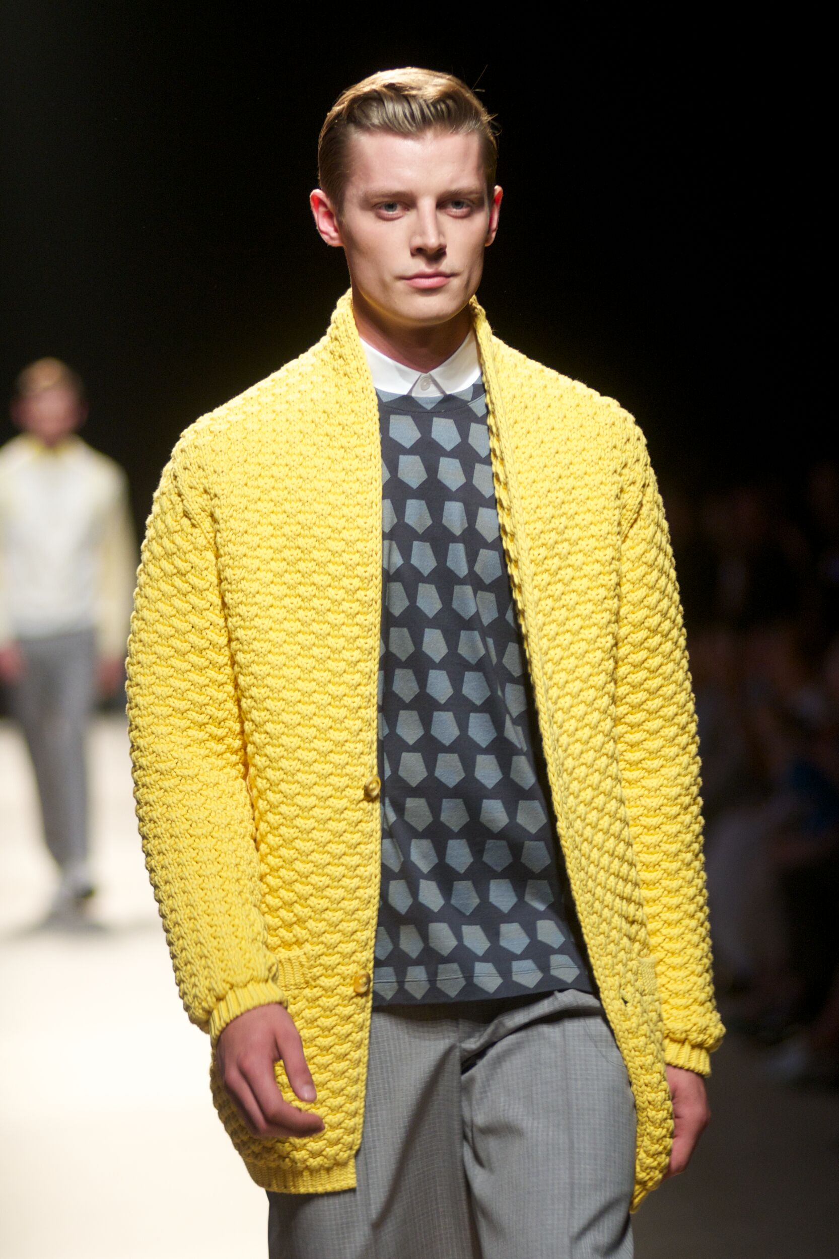 Catwalk Z Zegna Summer 2015