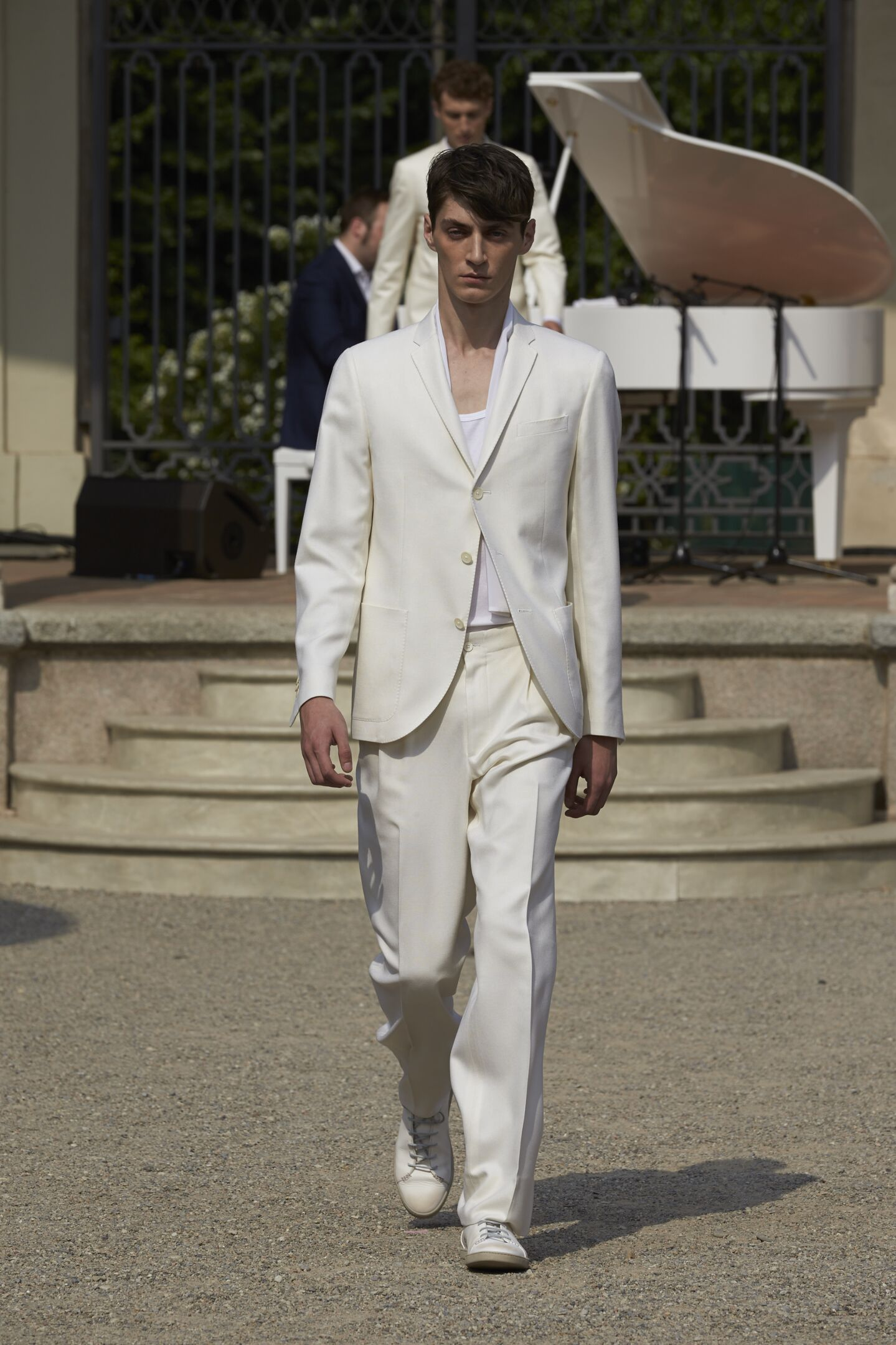 Corneliani Man Milan Fashion Week