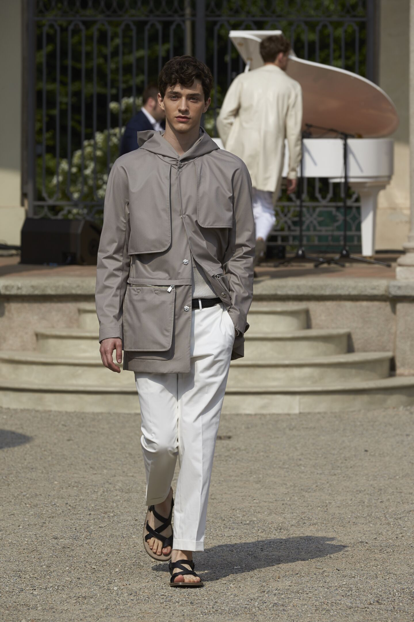 Corneliani Spring Summer 2015 Mens Collection Milan Fashion Week