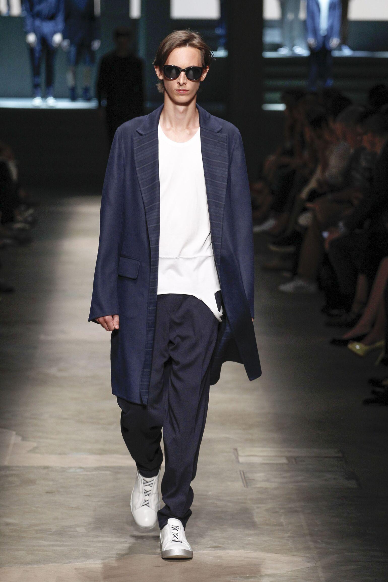 Ermenegildo Zegna Couture Man 2015