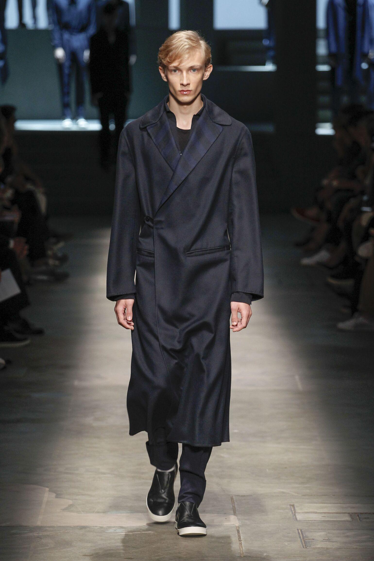 Ermenegildo Zegna Couture Man Milan Fashion Week