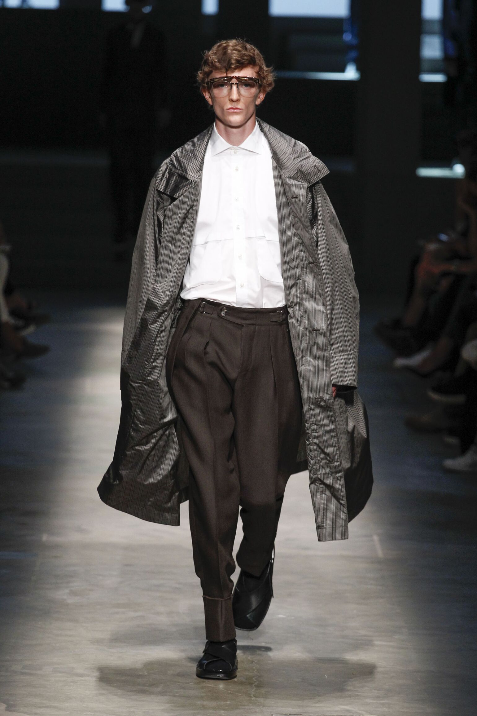 Ermenegildo Zegna Couture Men's Collection 2015