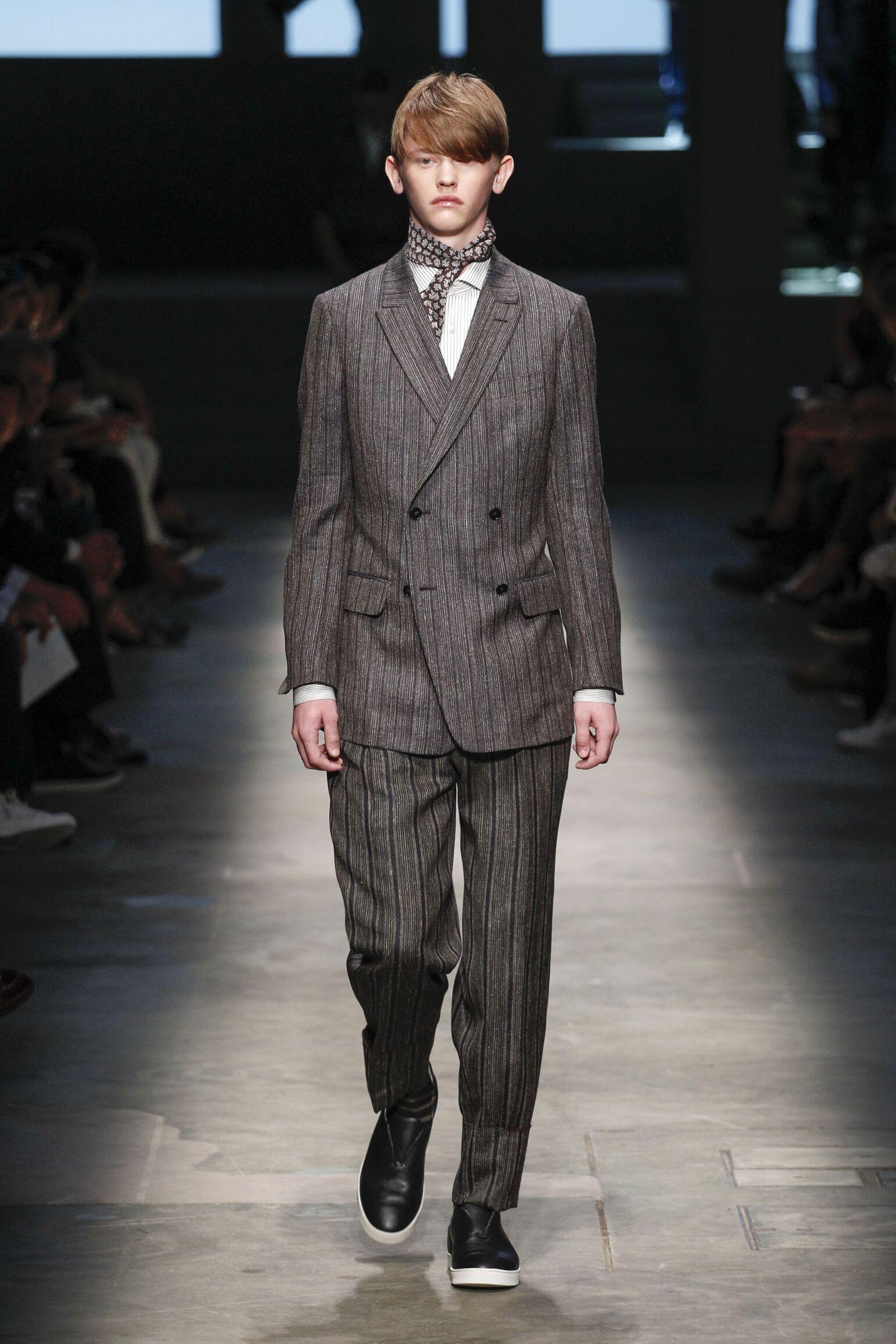 Ermenegildo Zegna Couture SS 2015