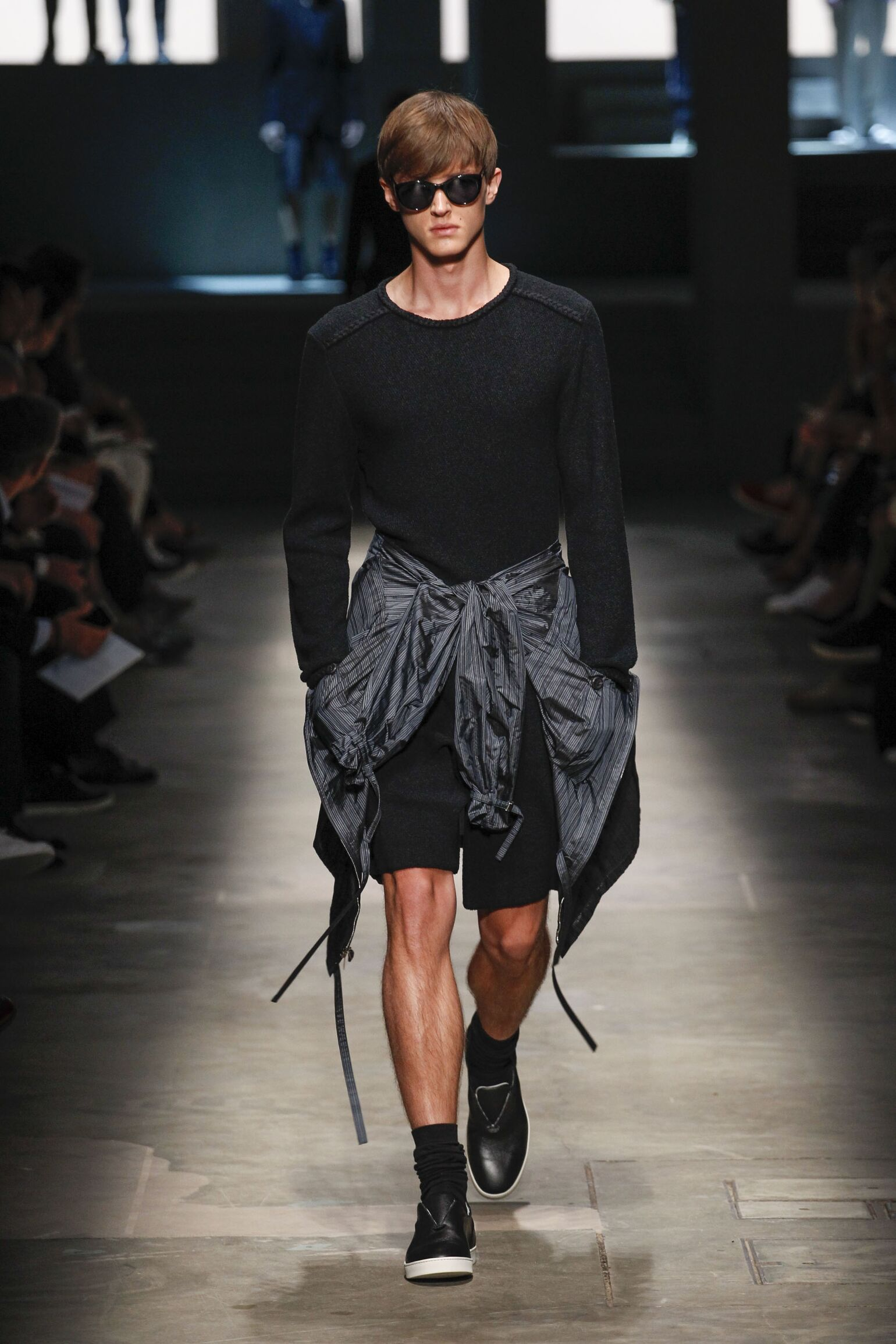 Ermenegildo Zegna Couture Spring Summer 2015 Mens Collection Milan Fashion Week