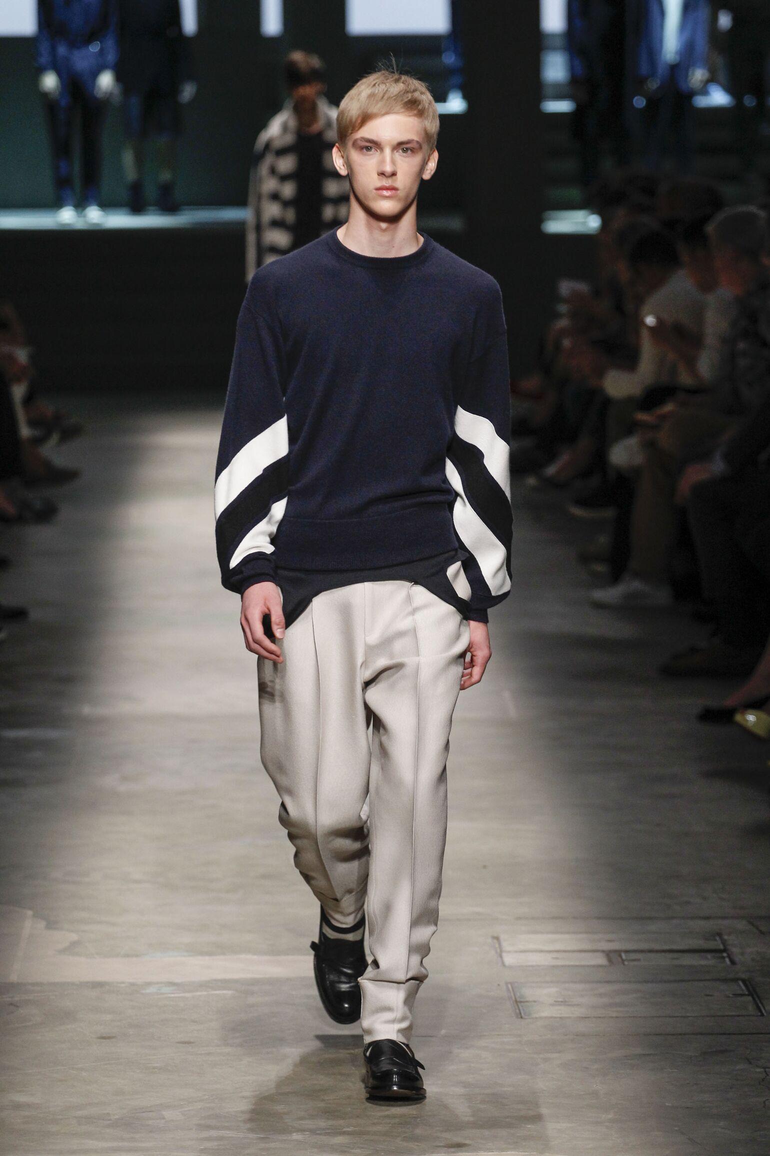 Ermenegildo Zegna Couture Spring Summer 2015