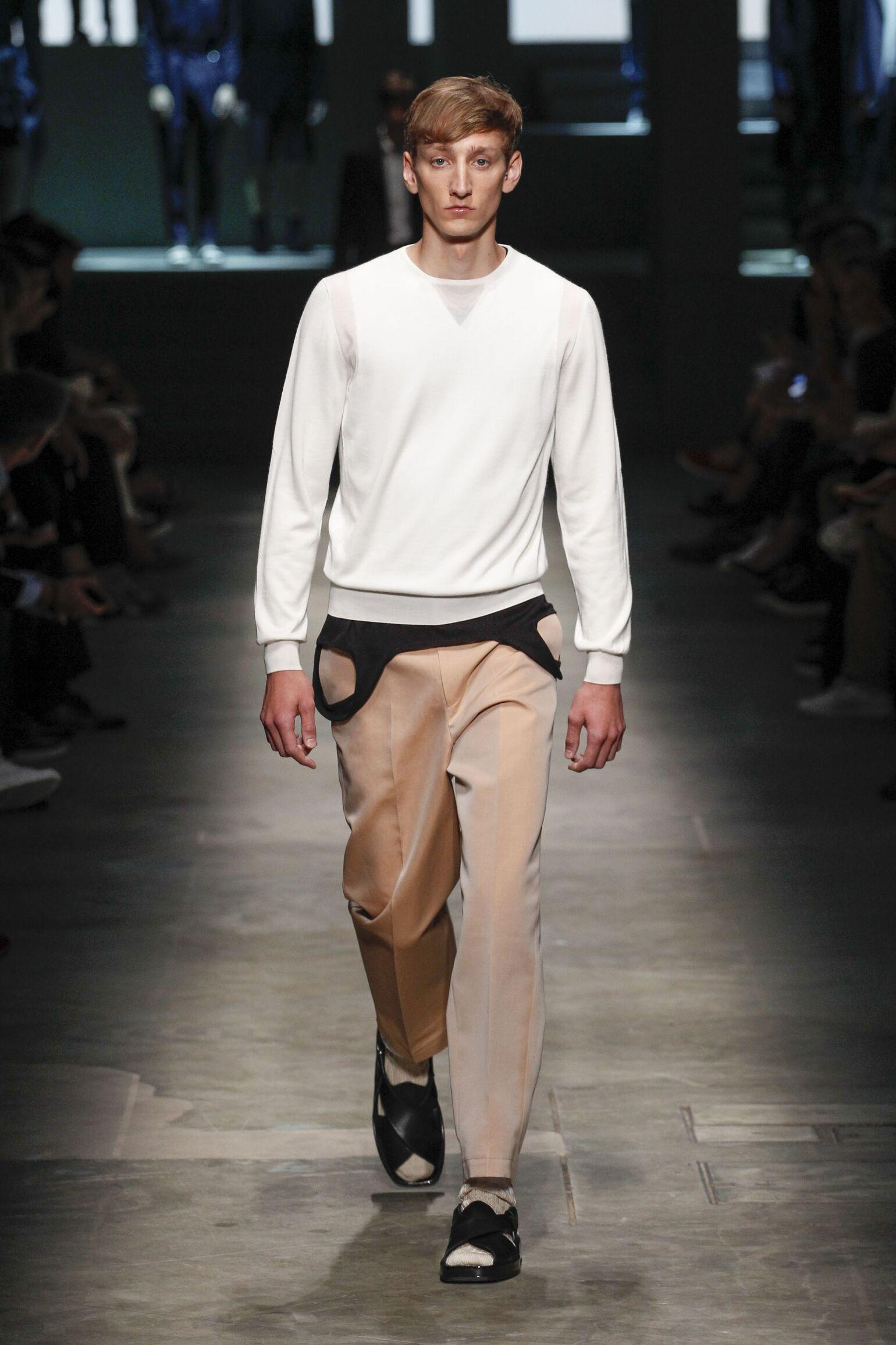 Ermenegildo Zegna Couture Summer 2015 Catwalk