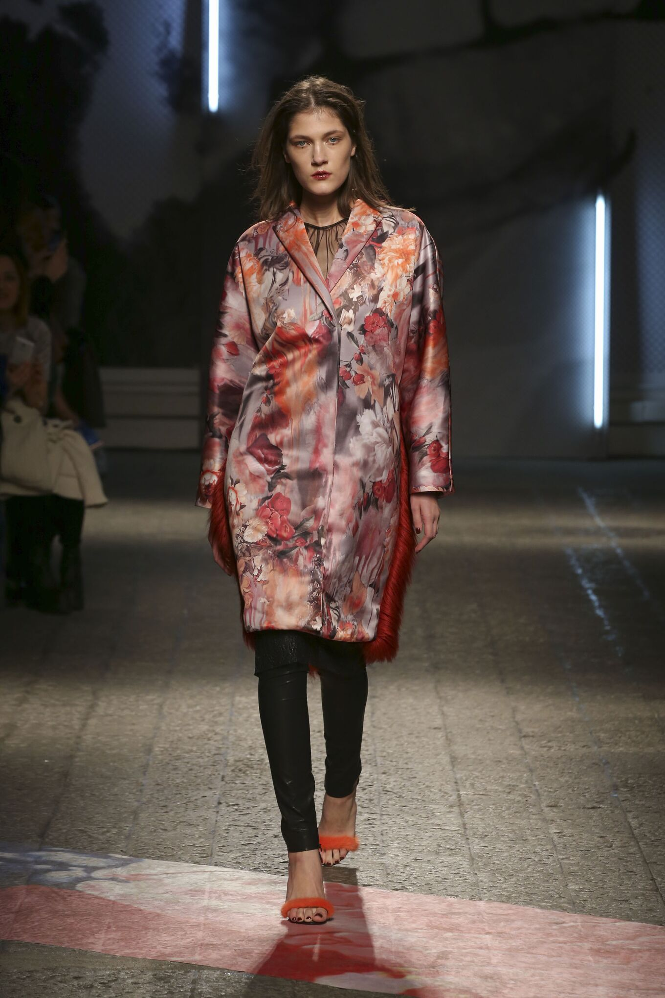 Fall 2014 Women Fashion Show Msgm