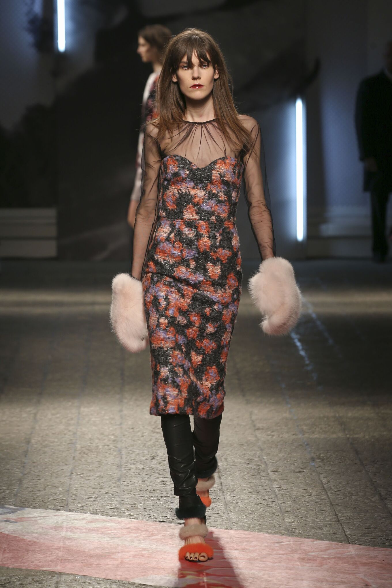 Fall Winter 2014 15 Fashion Women's Collection Msgm