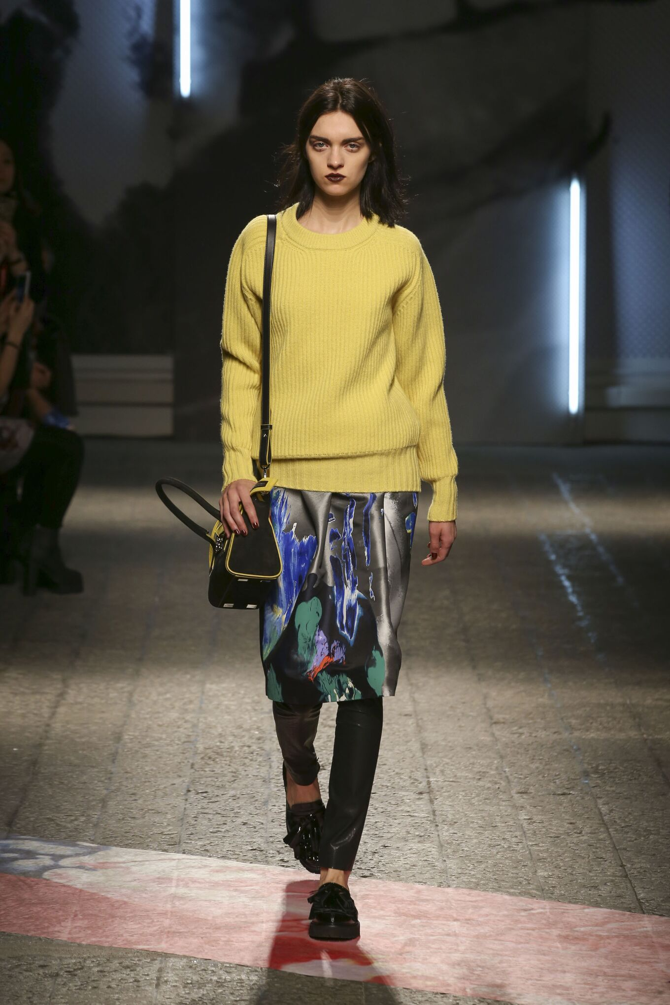 Fashion Winter Trends 2014 2015 Msgm