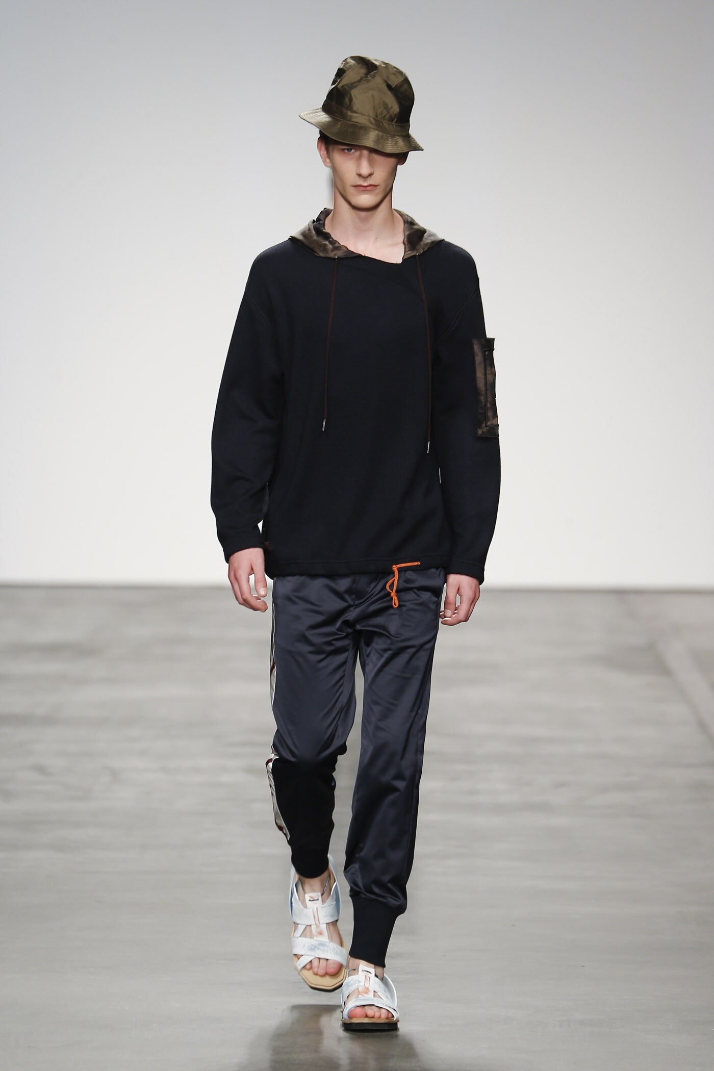 Iceberg Milan Fashion Week Menswear