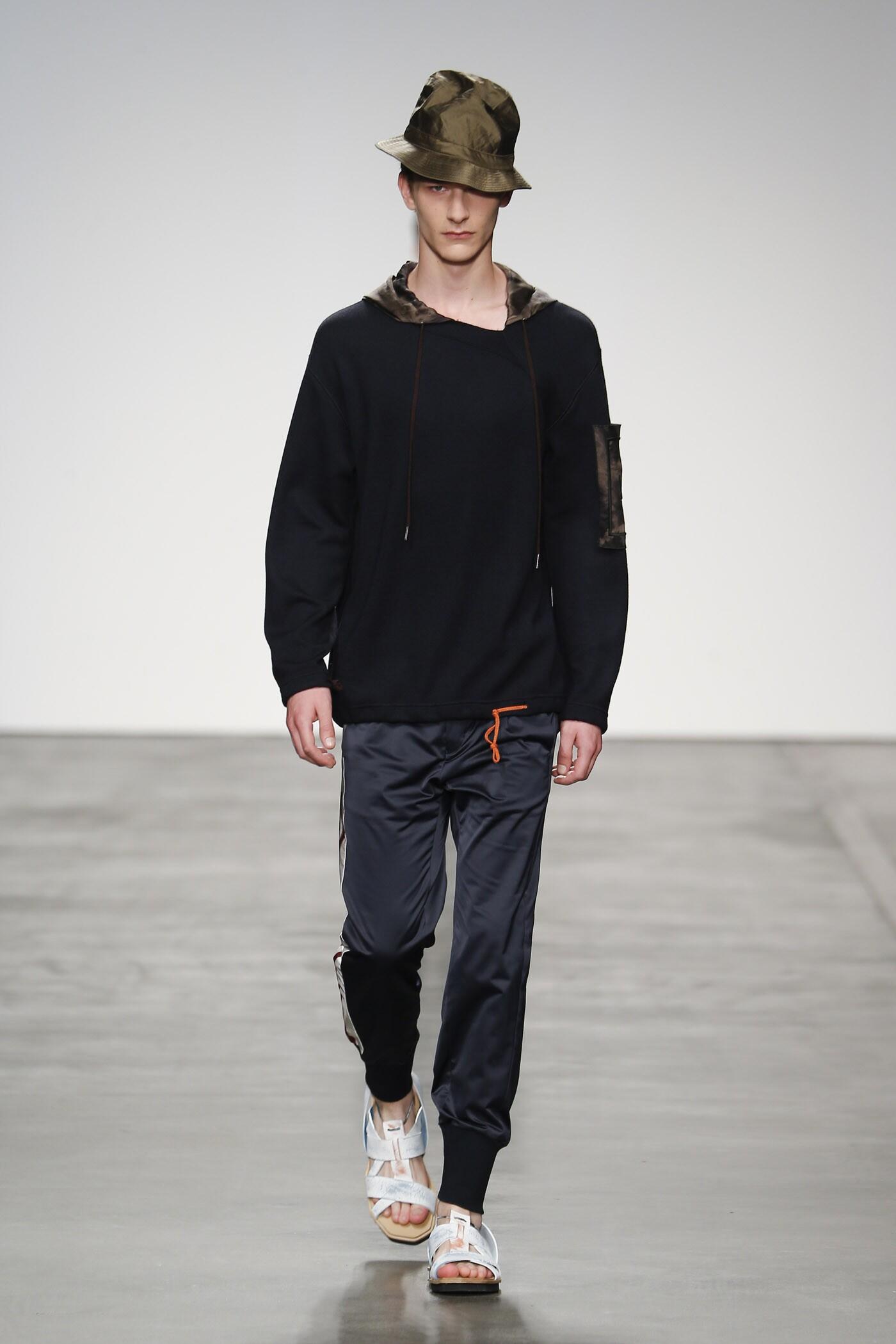 Iceberg Milan Fashion Week Menswear