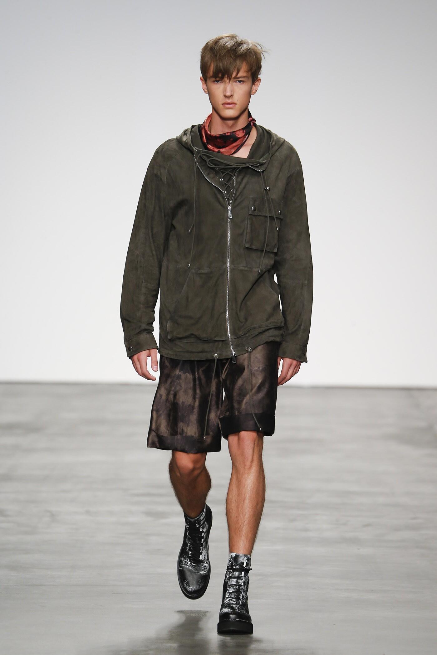 Iceberg Spring Summer 2015 Mens Collection Milan Fashion Week