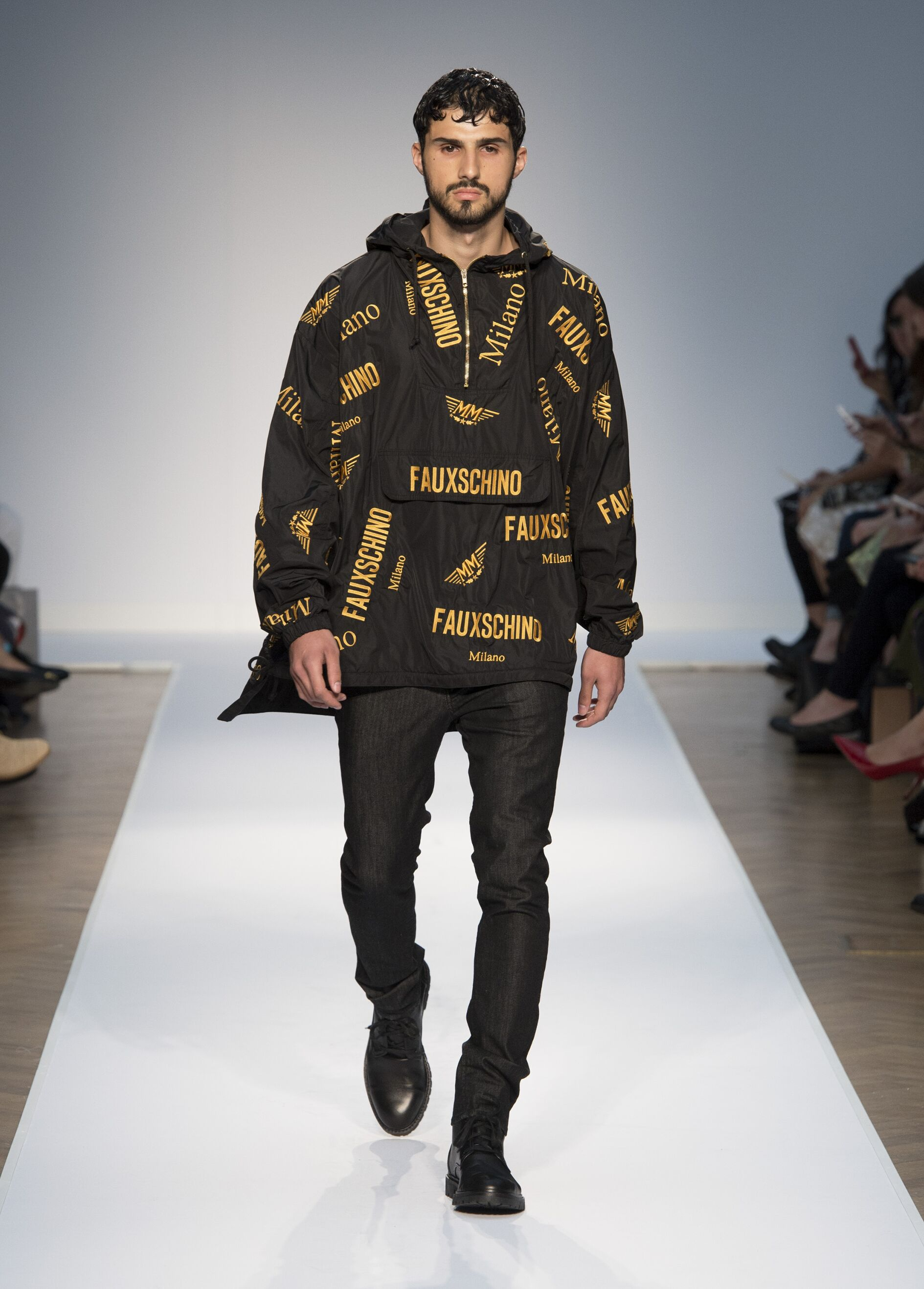 Jeremy Scott Moschino Fashion Show