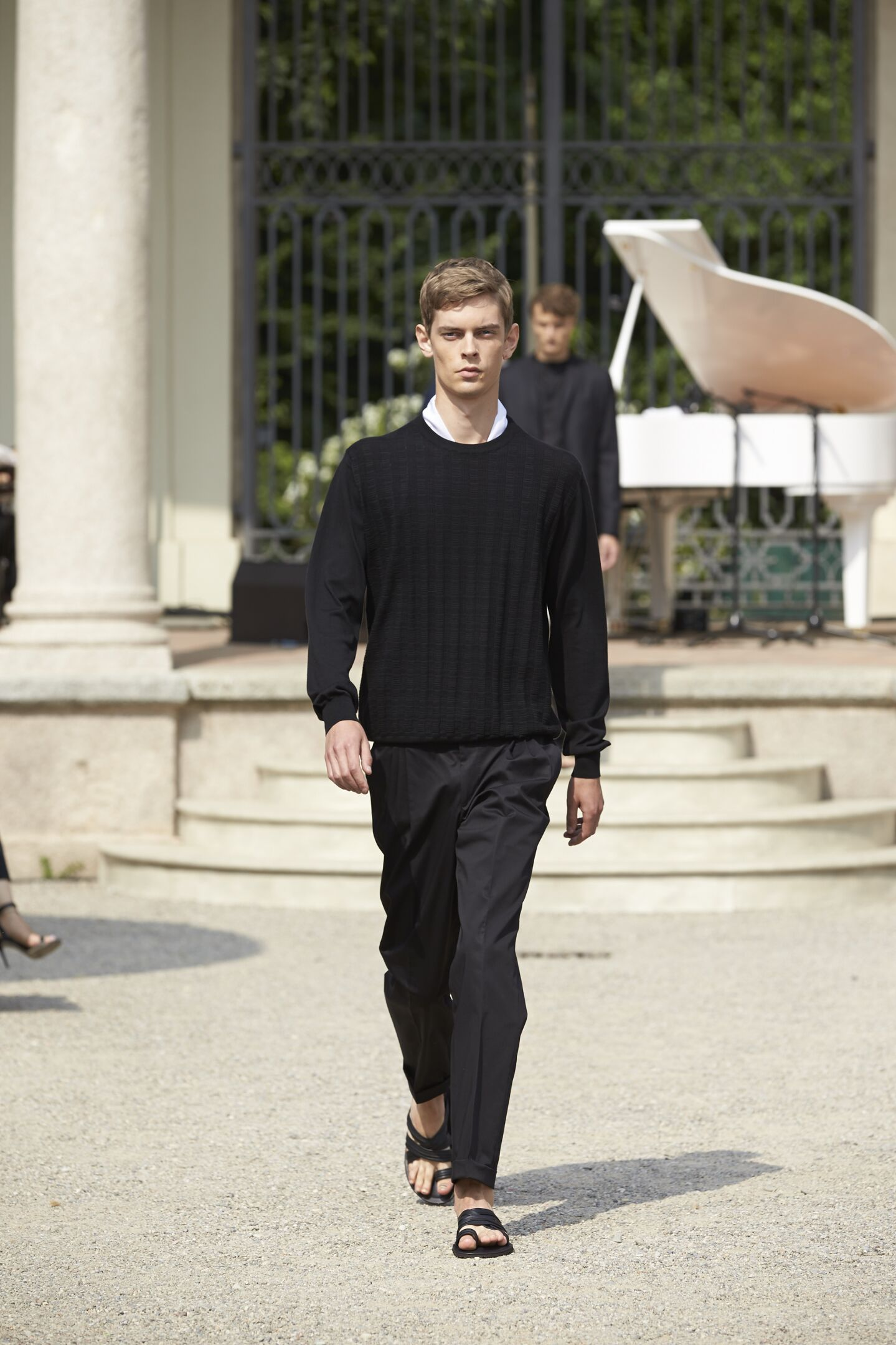 Menswear Spring Summer Corneliani 2015