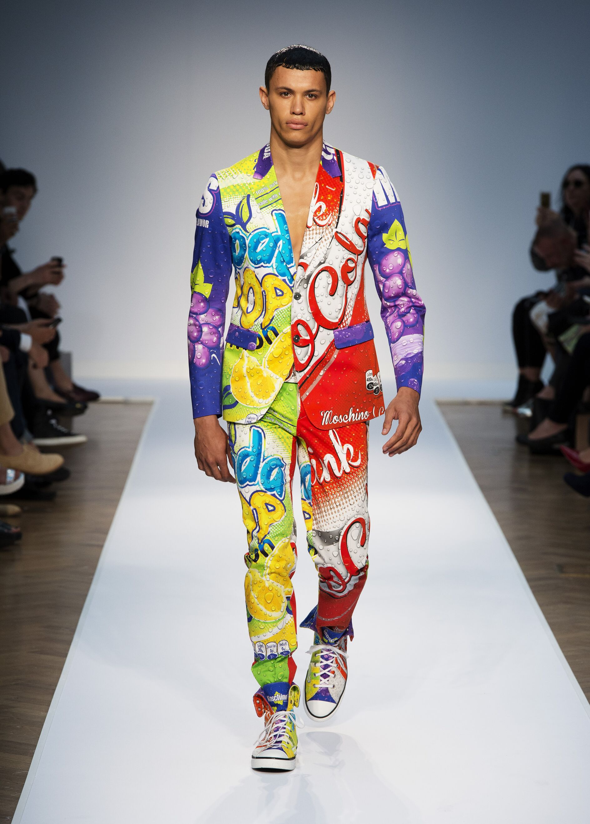 Moschino Man London Fashion Week