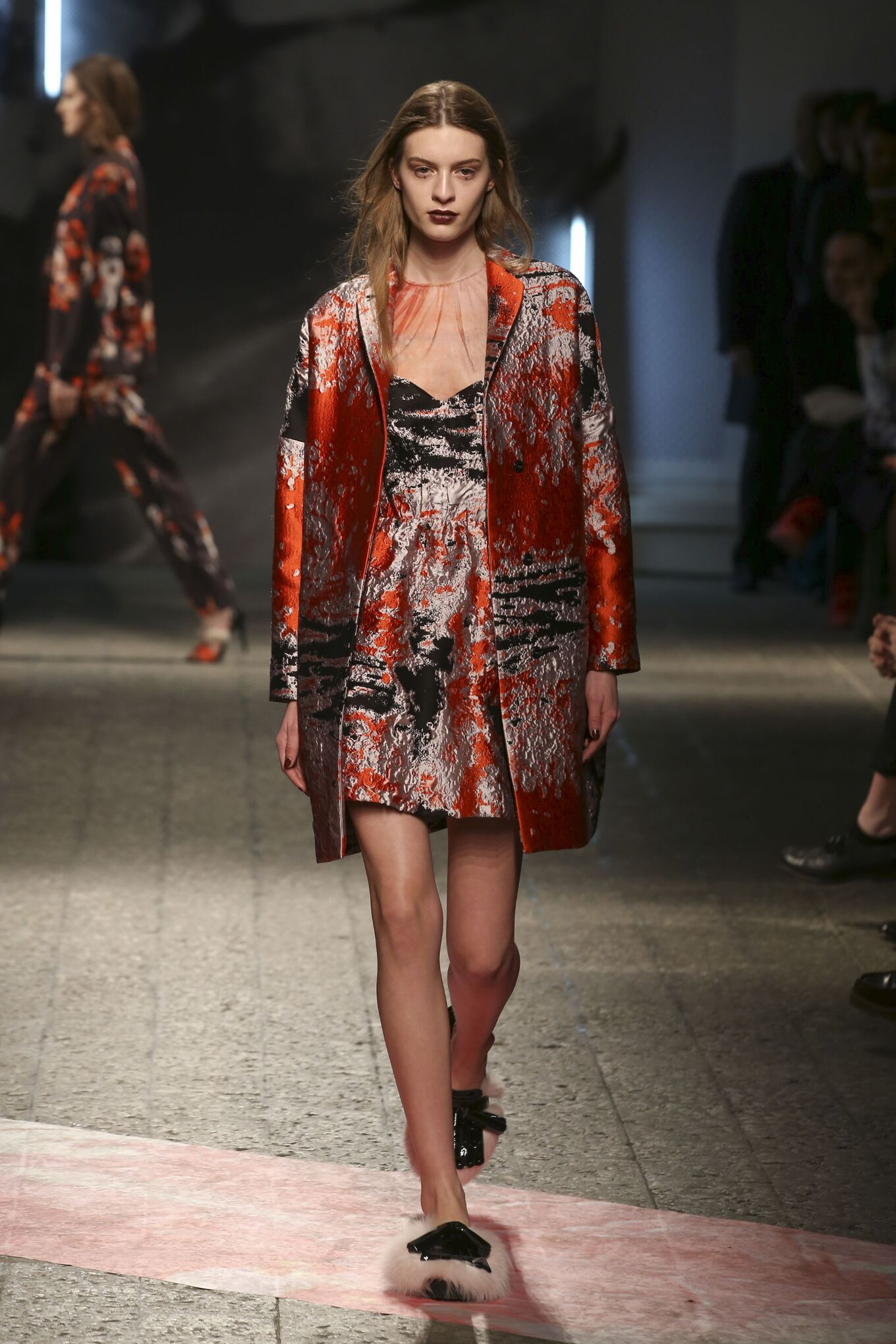 Msgm Fall Winter 2014 15 Women Collection Milan Fashion Week Fashion Show