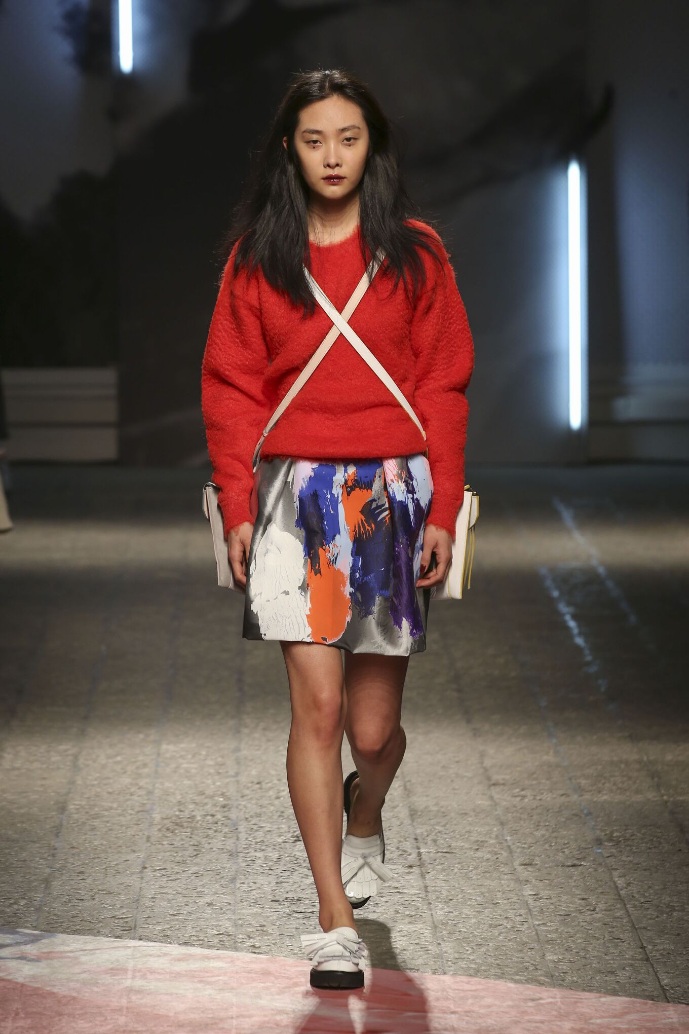 Msgm Fall Winter 2014 15 Womens Collection Milano Fashion Week