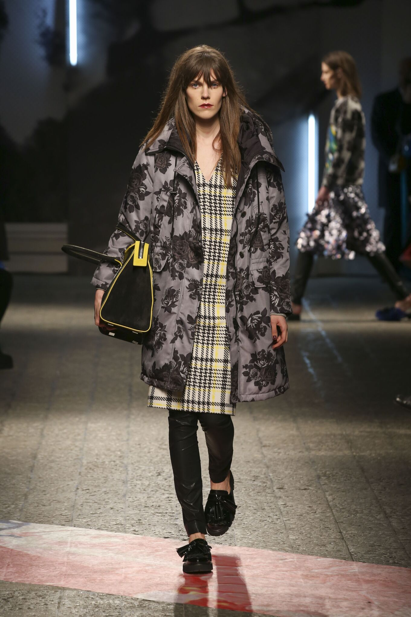 Msgm Winter 2014 Catwalk