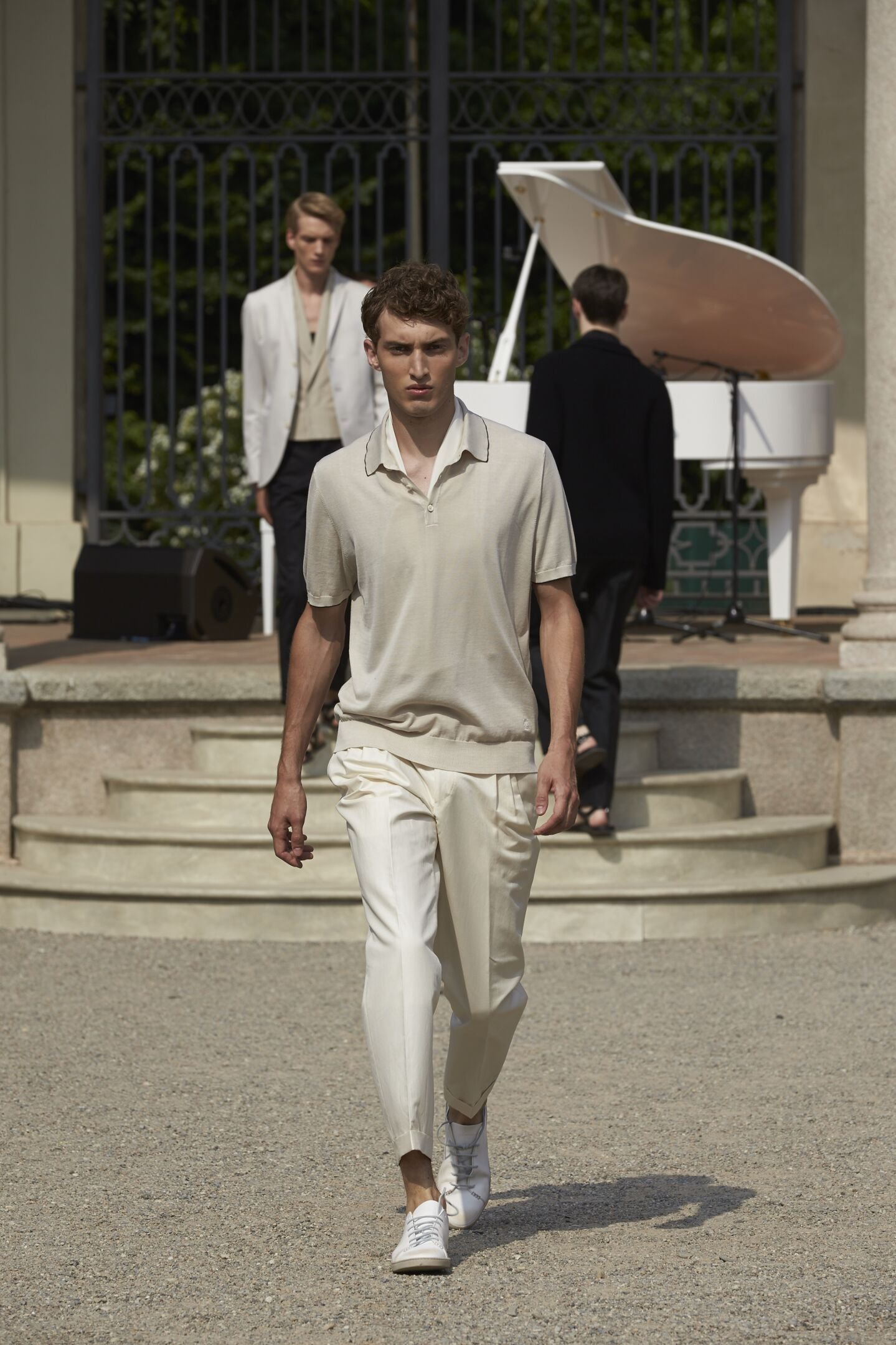 SS 2015 Corneliani Fashion Show