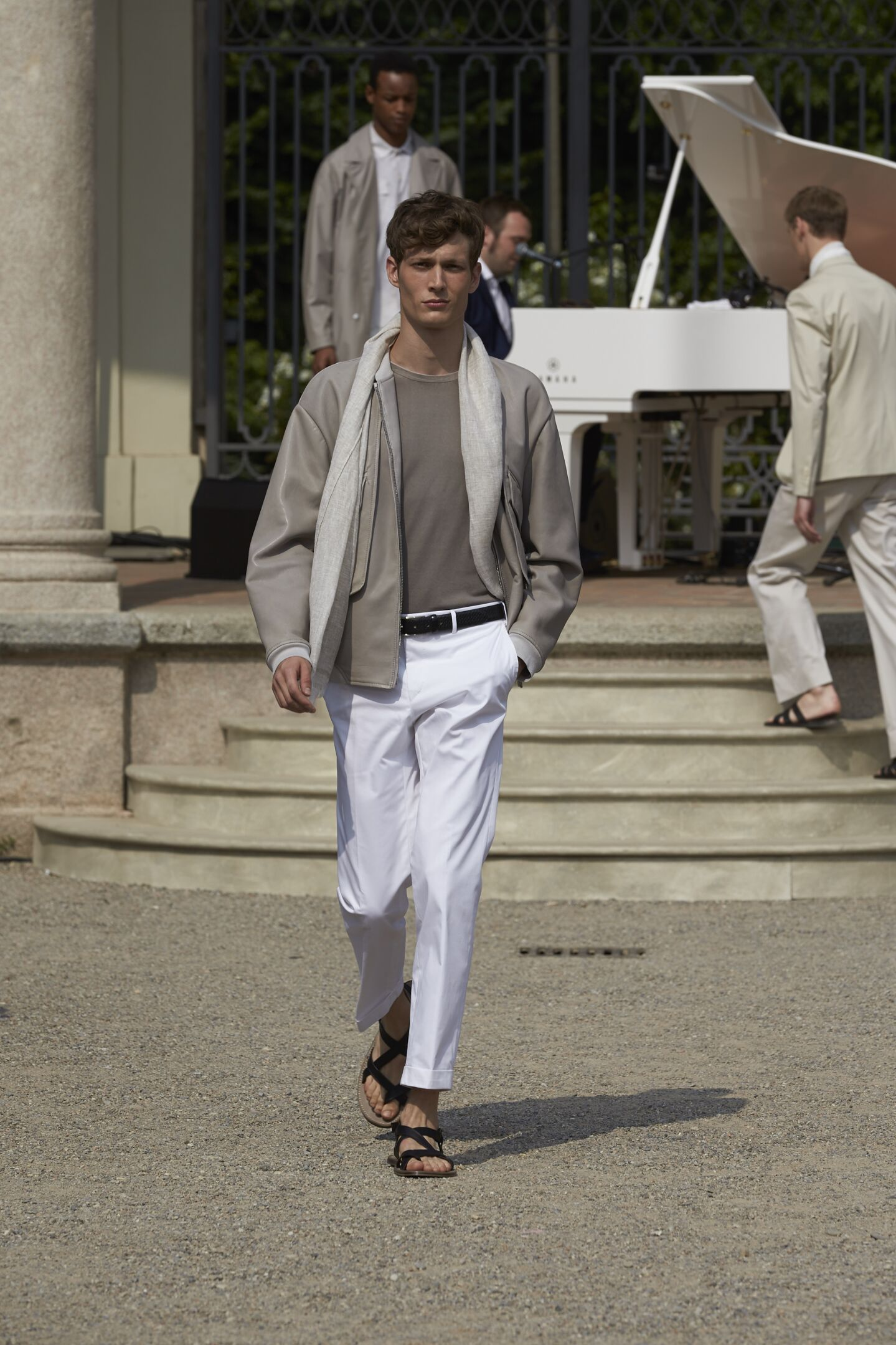Spring 2015 Fashion Trends Corneliani