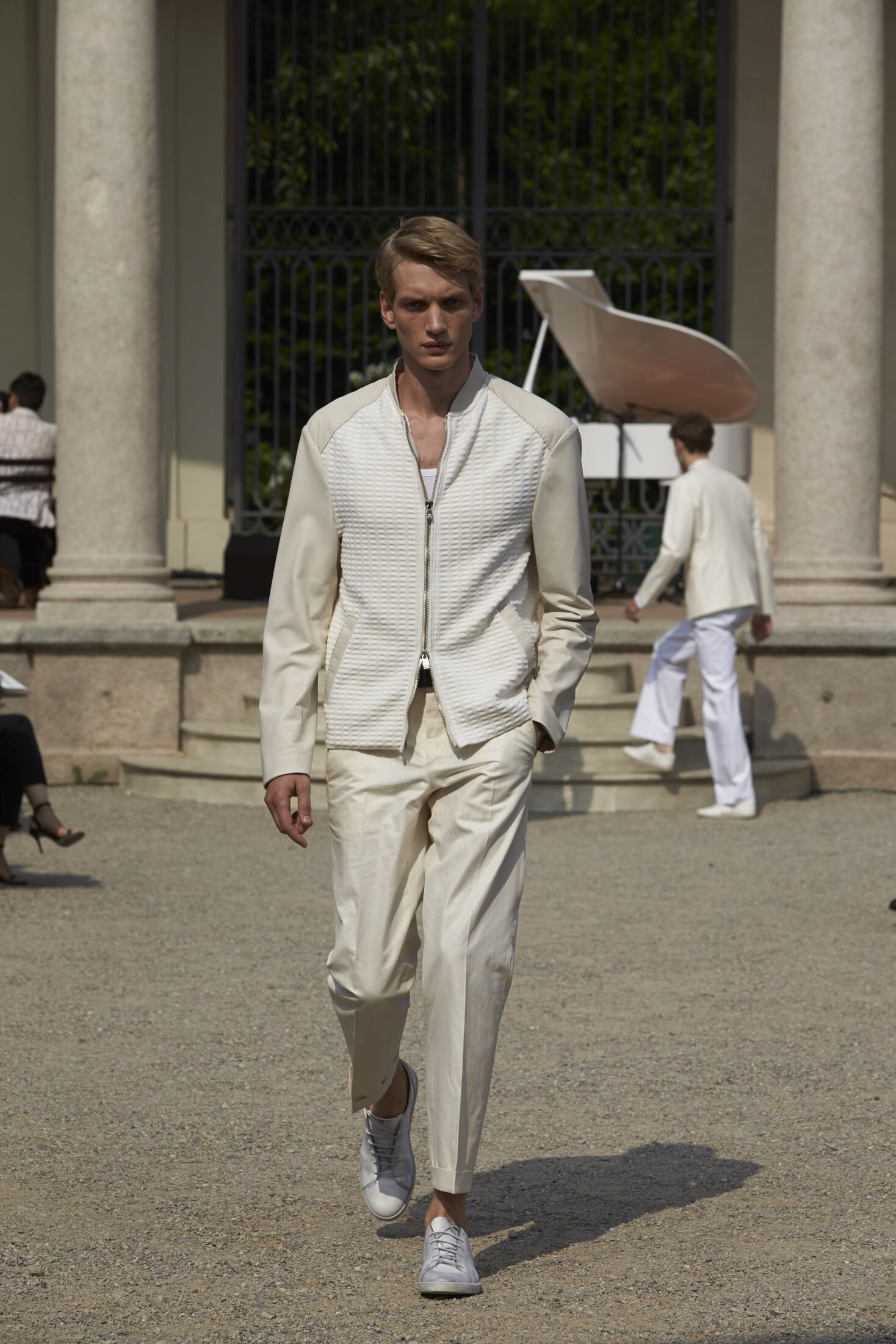 Spring 2015 Man Fashion Show Corneliani