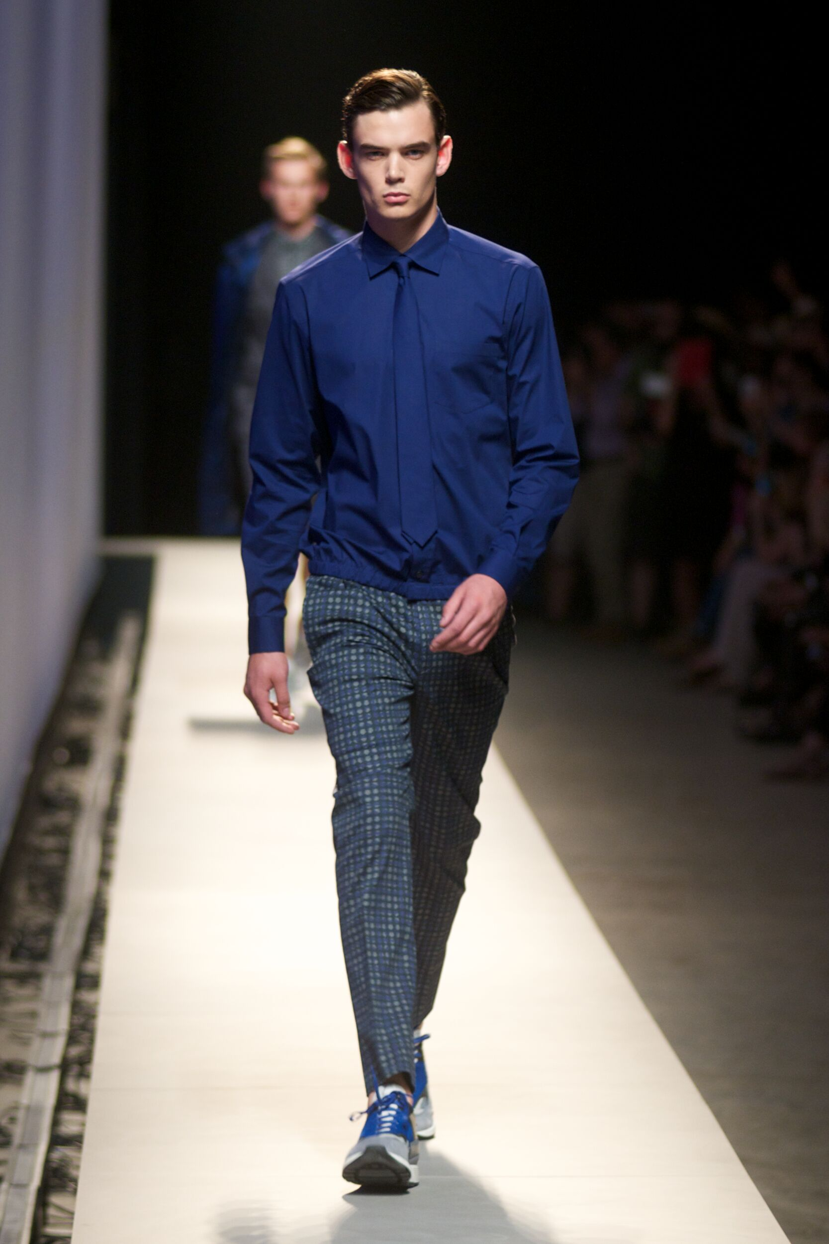 Spring 2015 Man Fashion Show Z Zegna