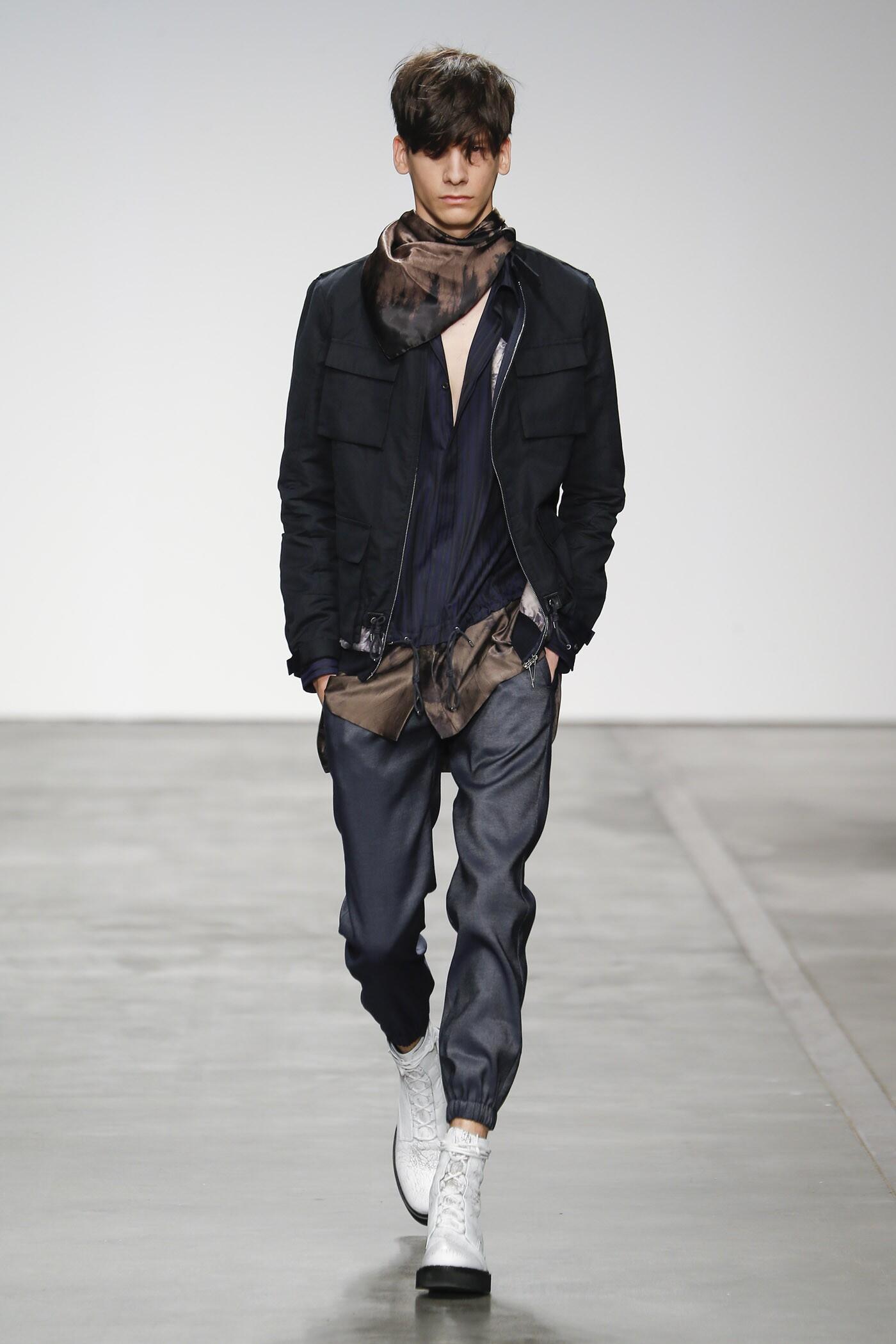 Spring Fashion 2015 Iceberg Man
