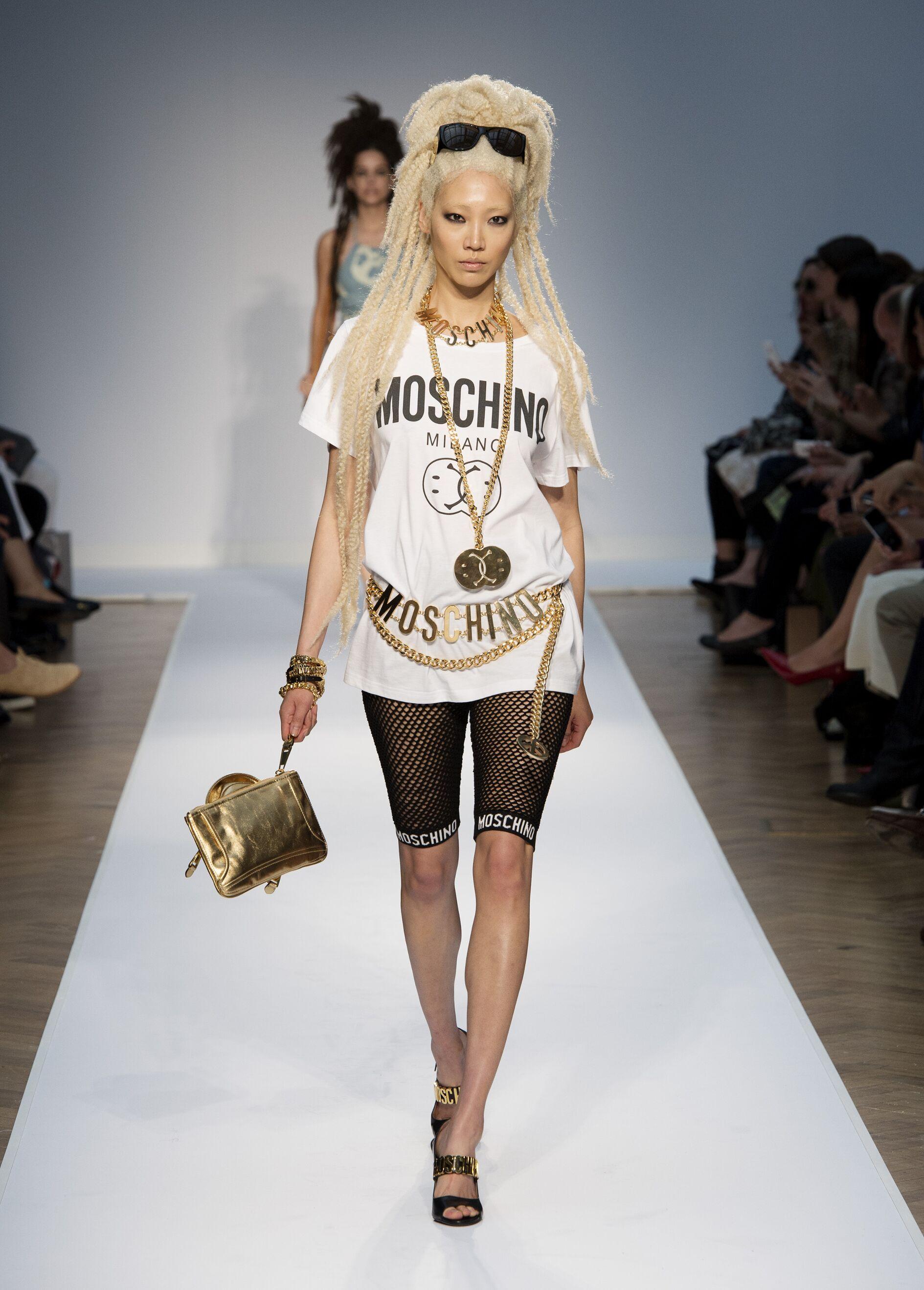 Spring Fashion 2015 Moschino