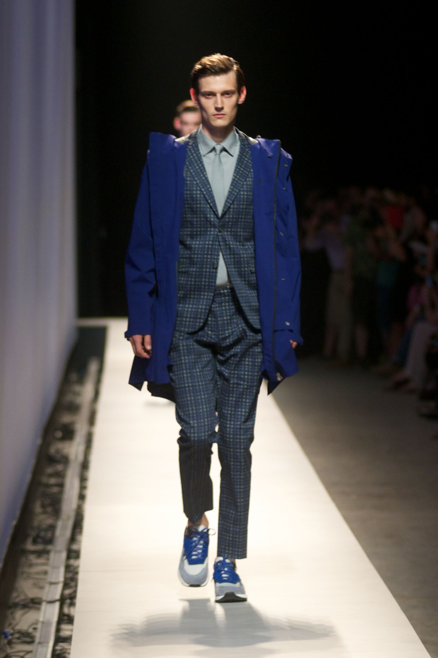 Spring Summer 2015 Fashion Model Z Zegna