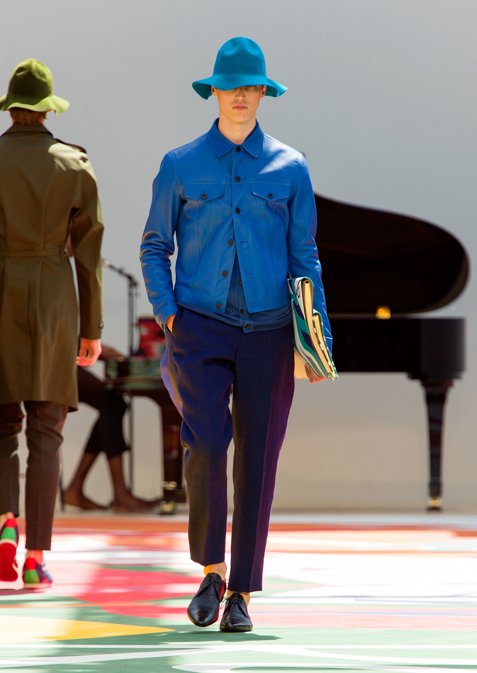 Spring Summer 2015 Man London Burberry Prorsum Collection
