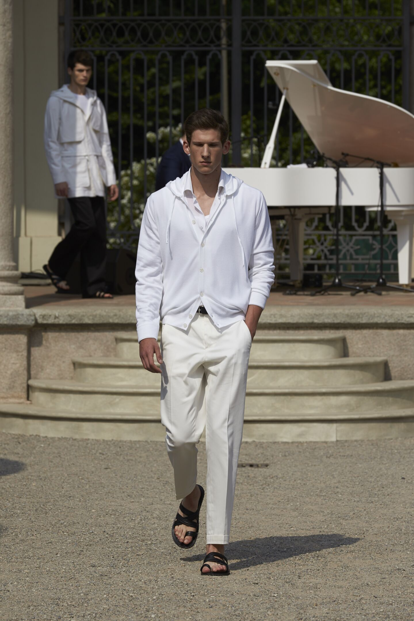 Spring Summer 2015 Man Milan Corneliani Collection