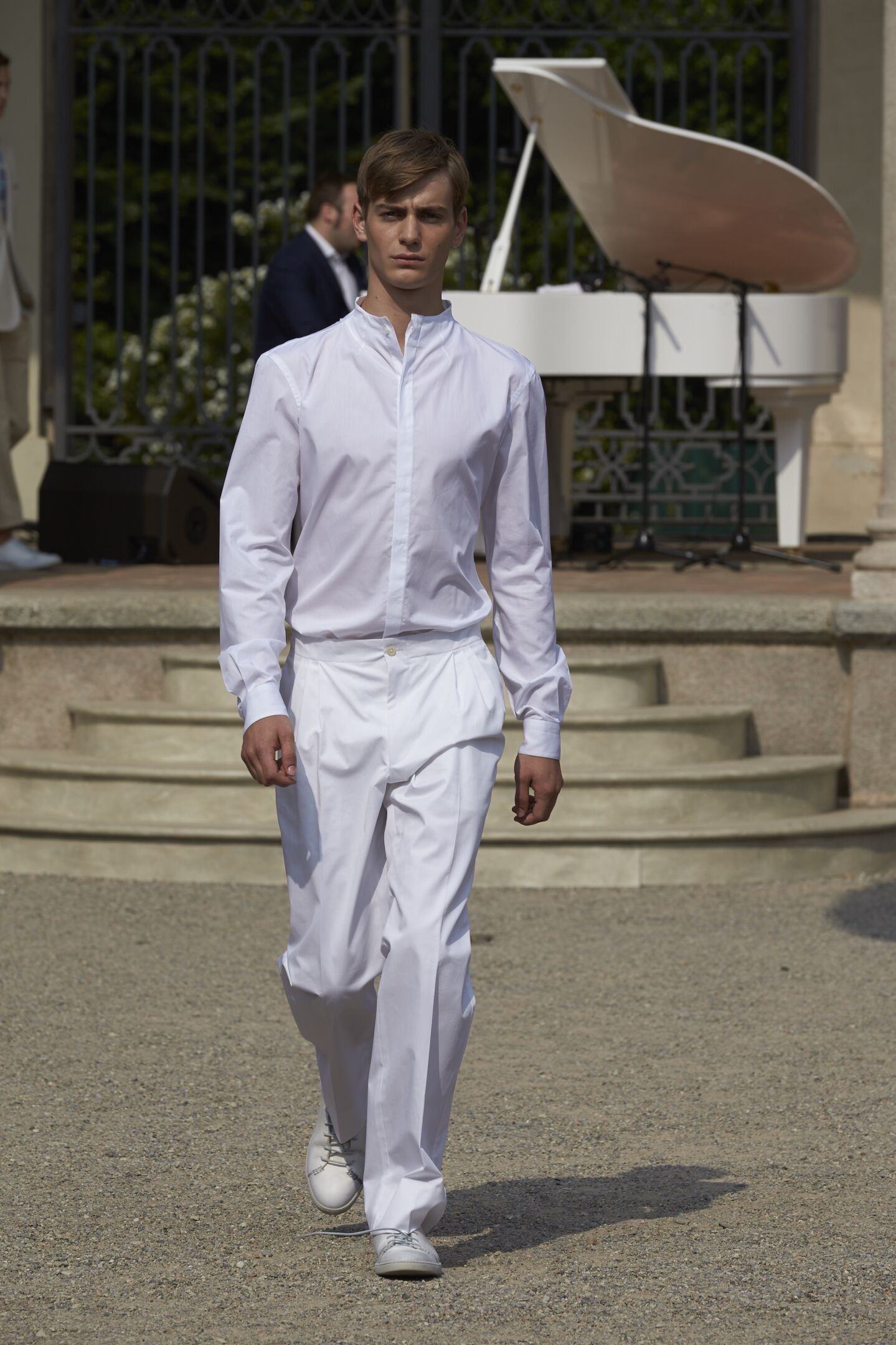 Summer 2015 Fashion Show Corneliani