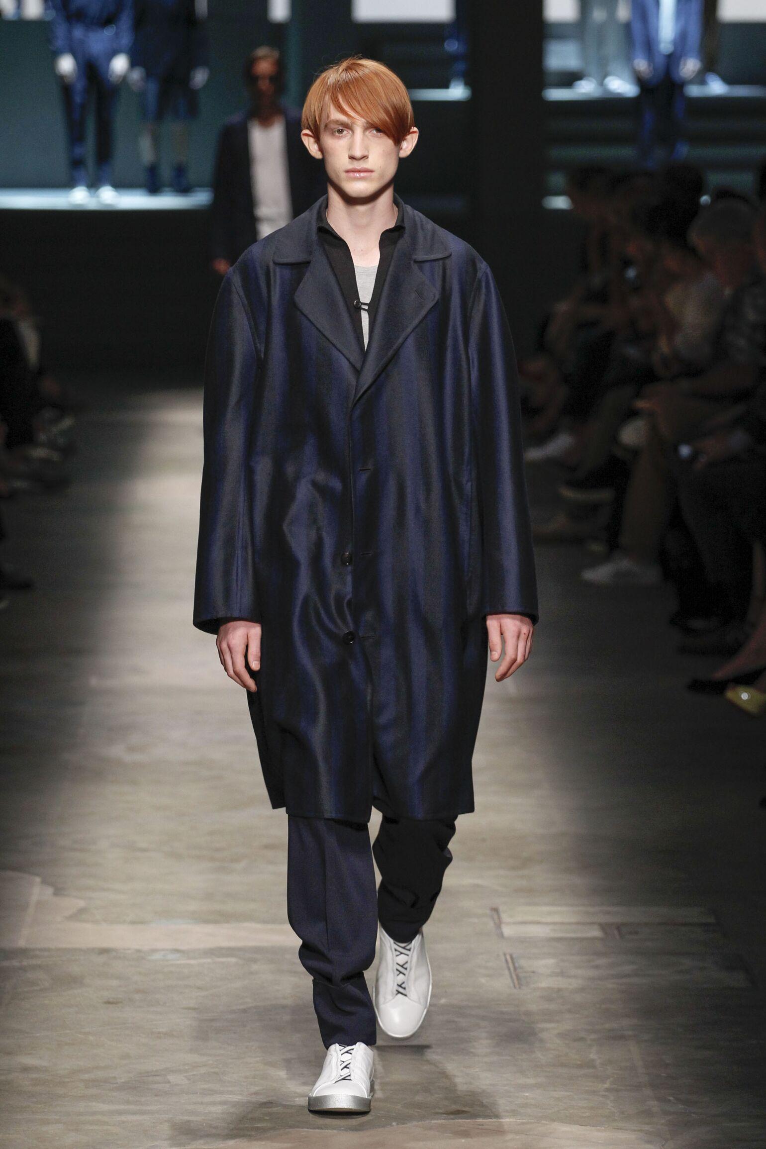 Summer 2015 Fashion Trends Ermenegildo Zegna Couture