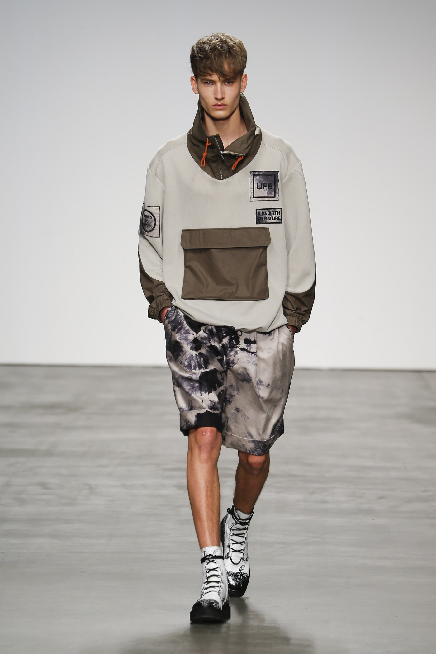 Summer 2015 Fashion Trends Iceberg